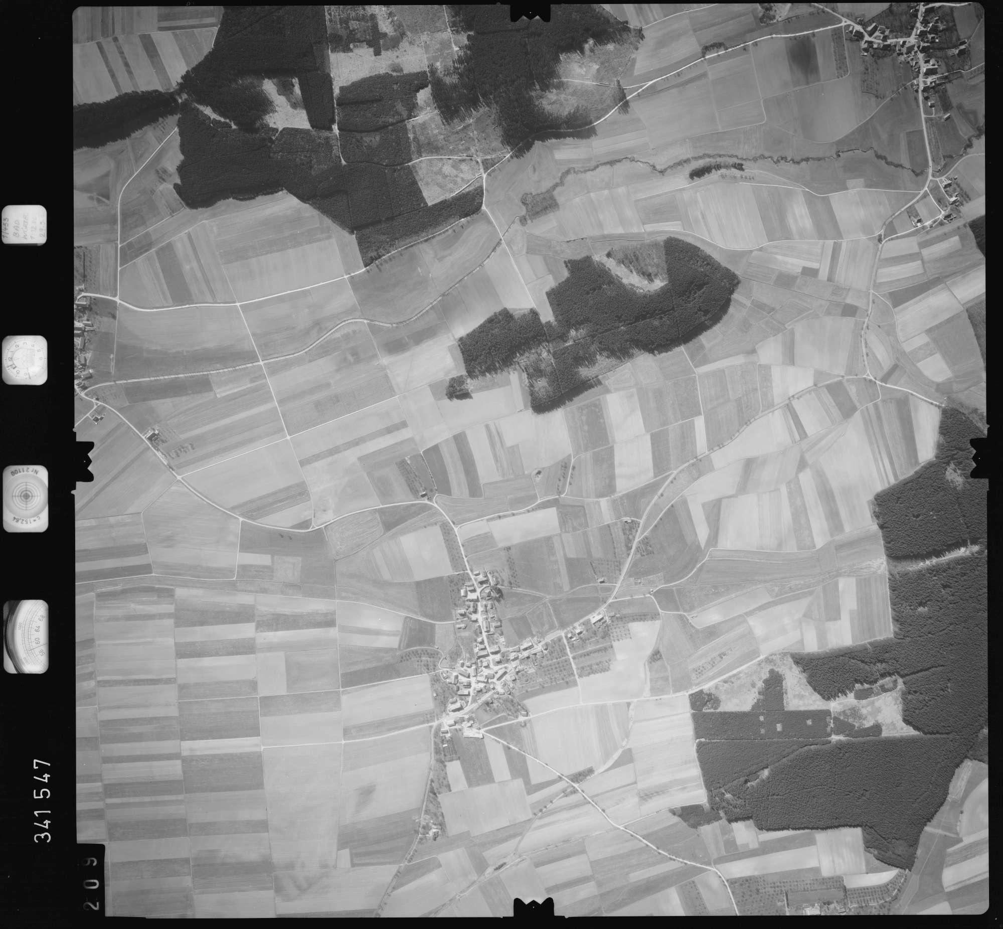 Luftbild: Film 50 Bildnr. 209, Bild 1