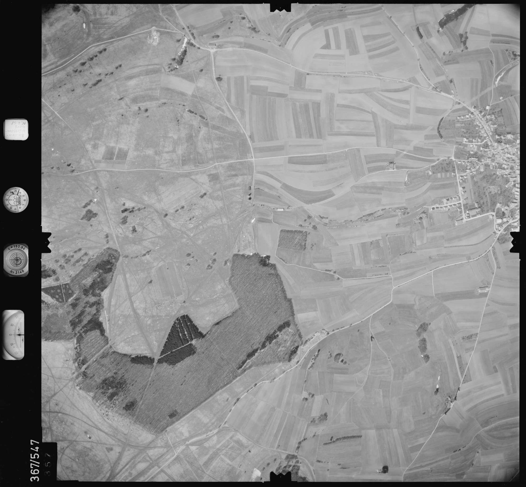 Luftbild: Film 34 Bildnr. 357, Bild 1