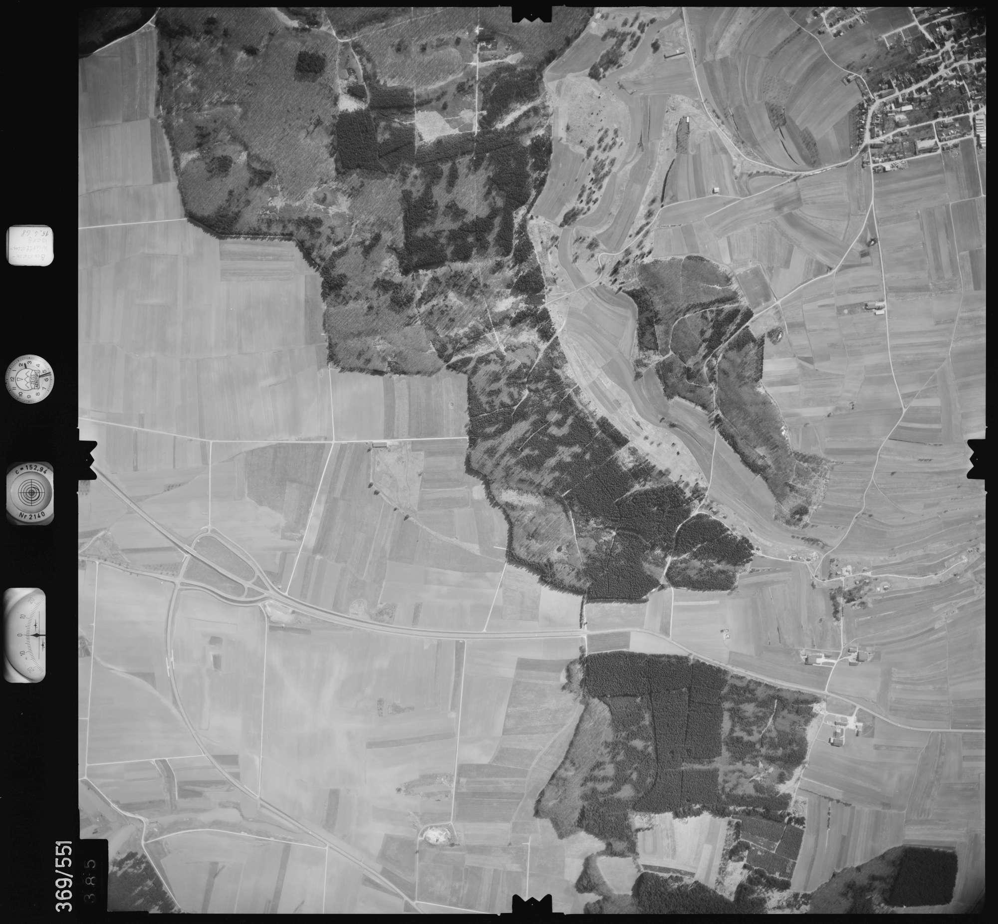 Luftbild: Film 34 Bildnr. 385, Bild 1