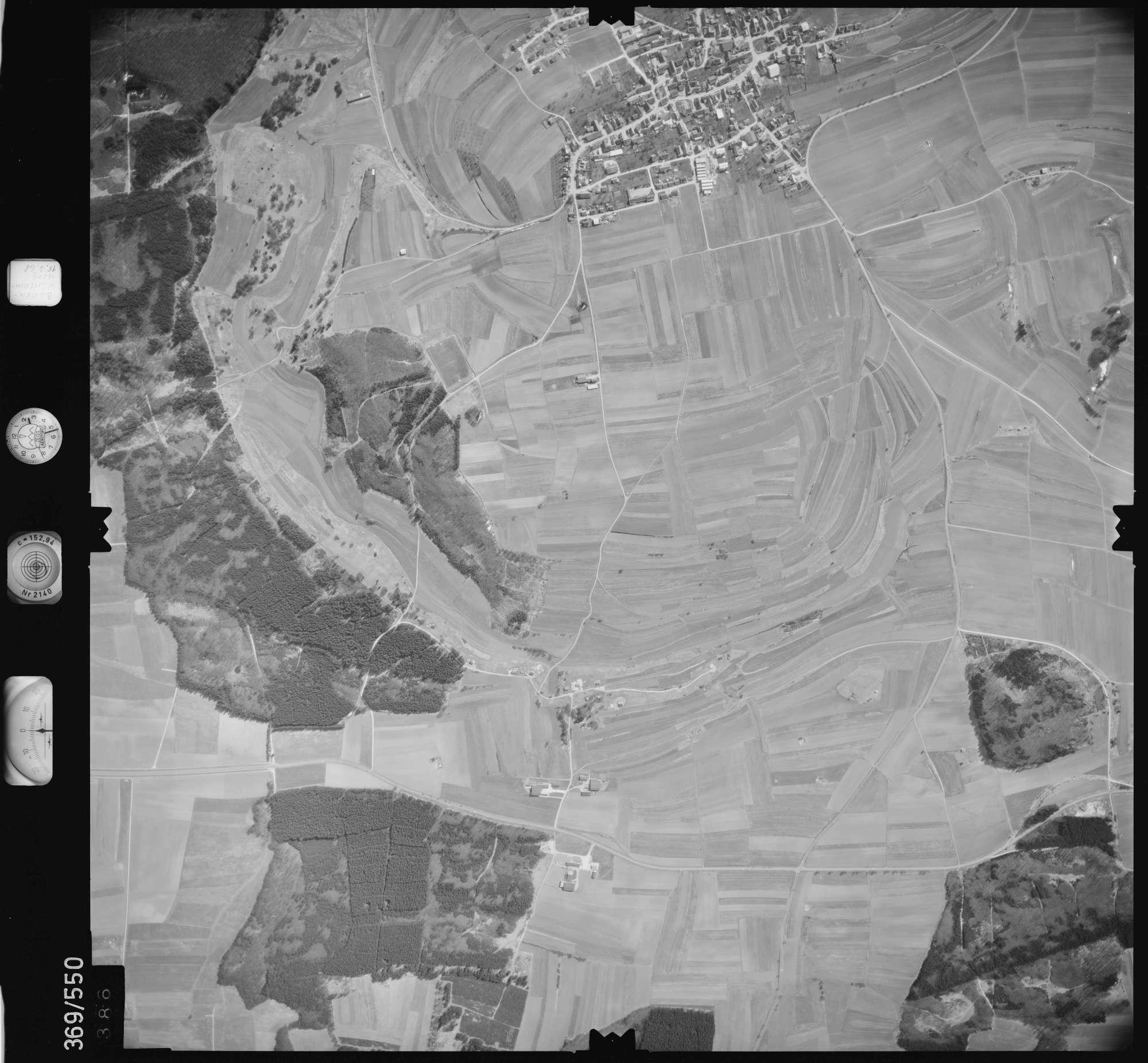 Luftbild: Film 34 Bildnr. 386, Bild 1