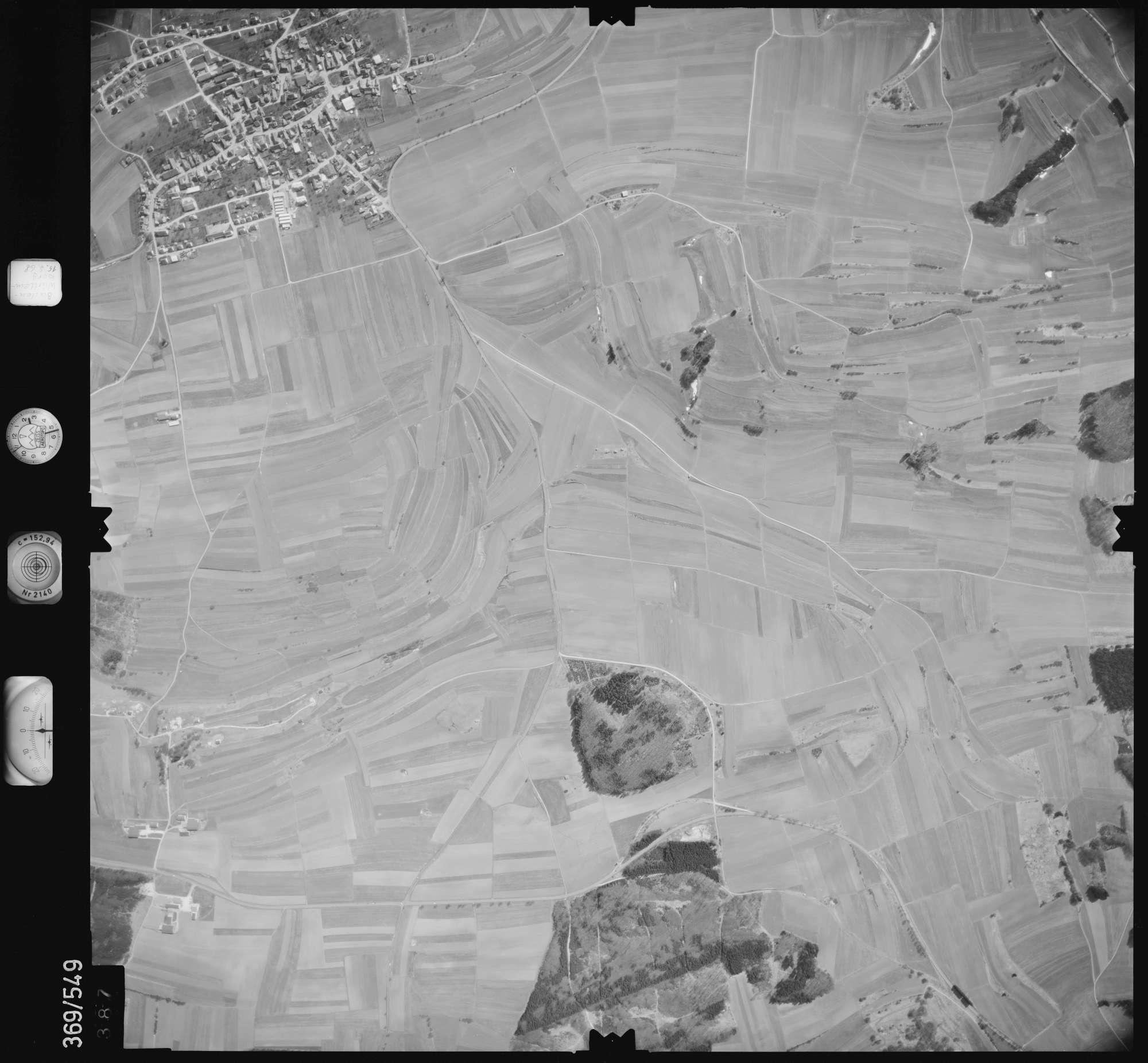 Luftbild: Film 34 Bildnr. 387, Bild 1