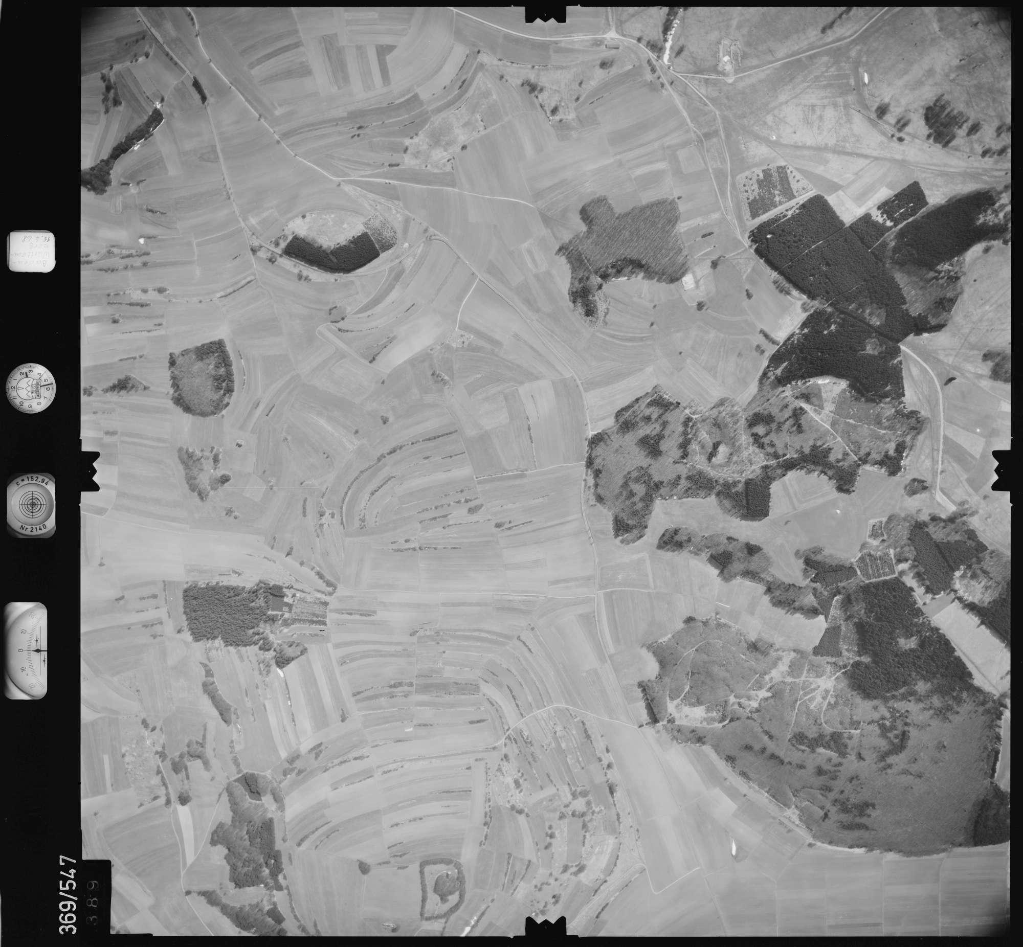 Luftbild: Film 34 Bildnr. 389, Bild 1