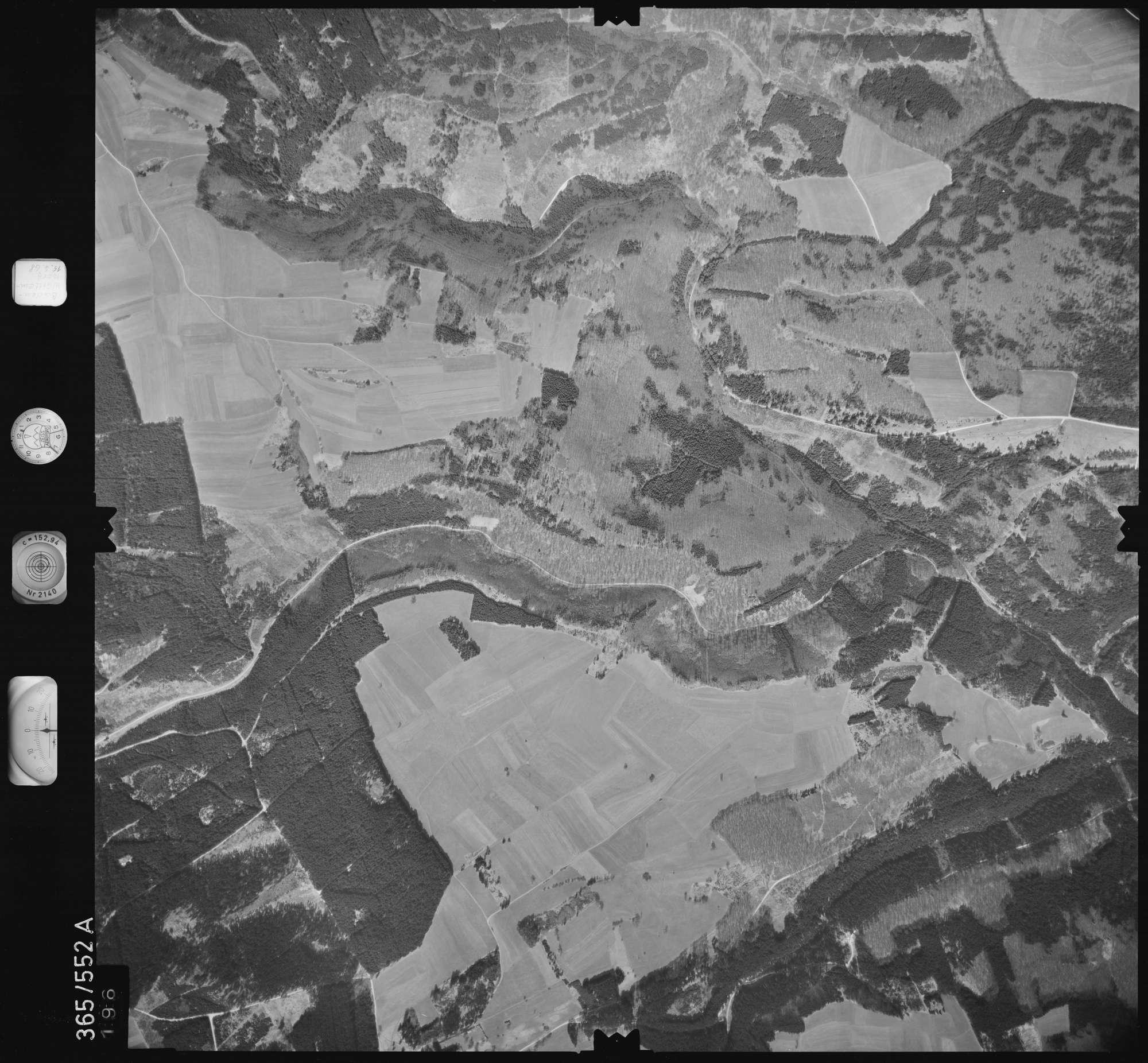 Luftbild: Film 45 Bildnr. 196, Bild 1