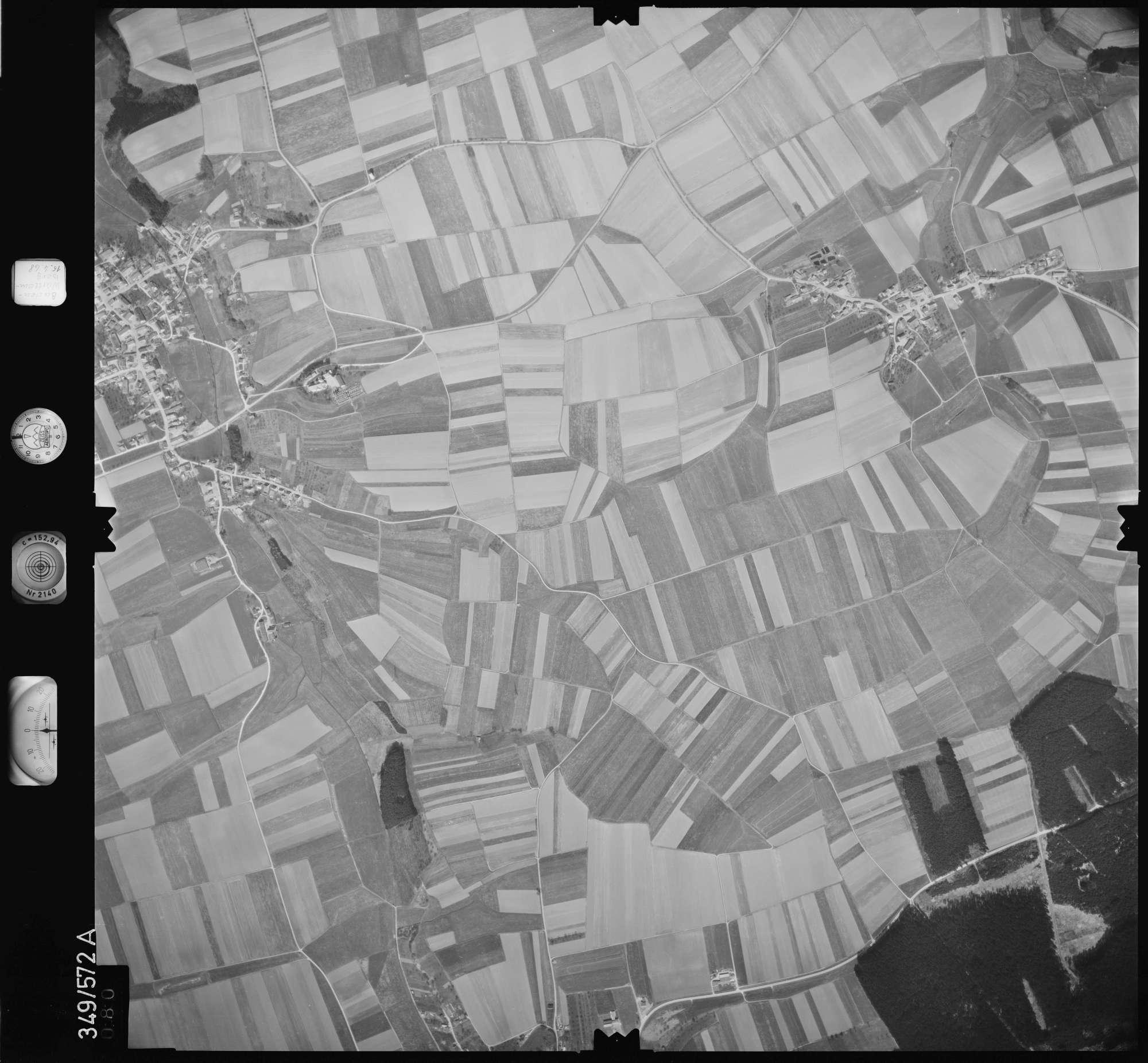 Luftbild: Film 45 Bildnr. 80, Bild 1