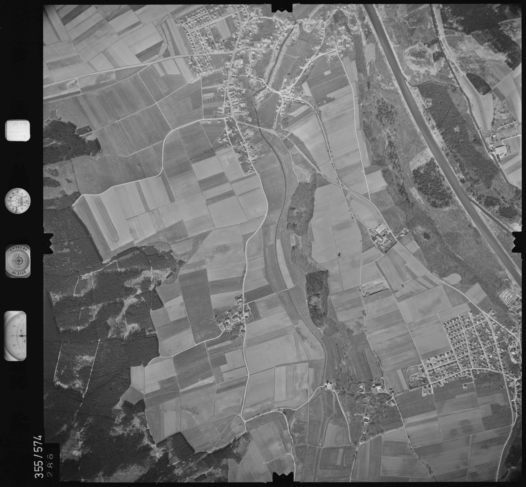 Luftbild: Film 38 Bildnr. 286, Bild 1