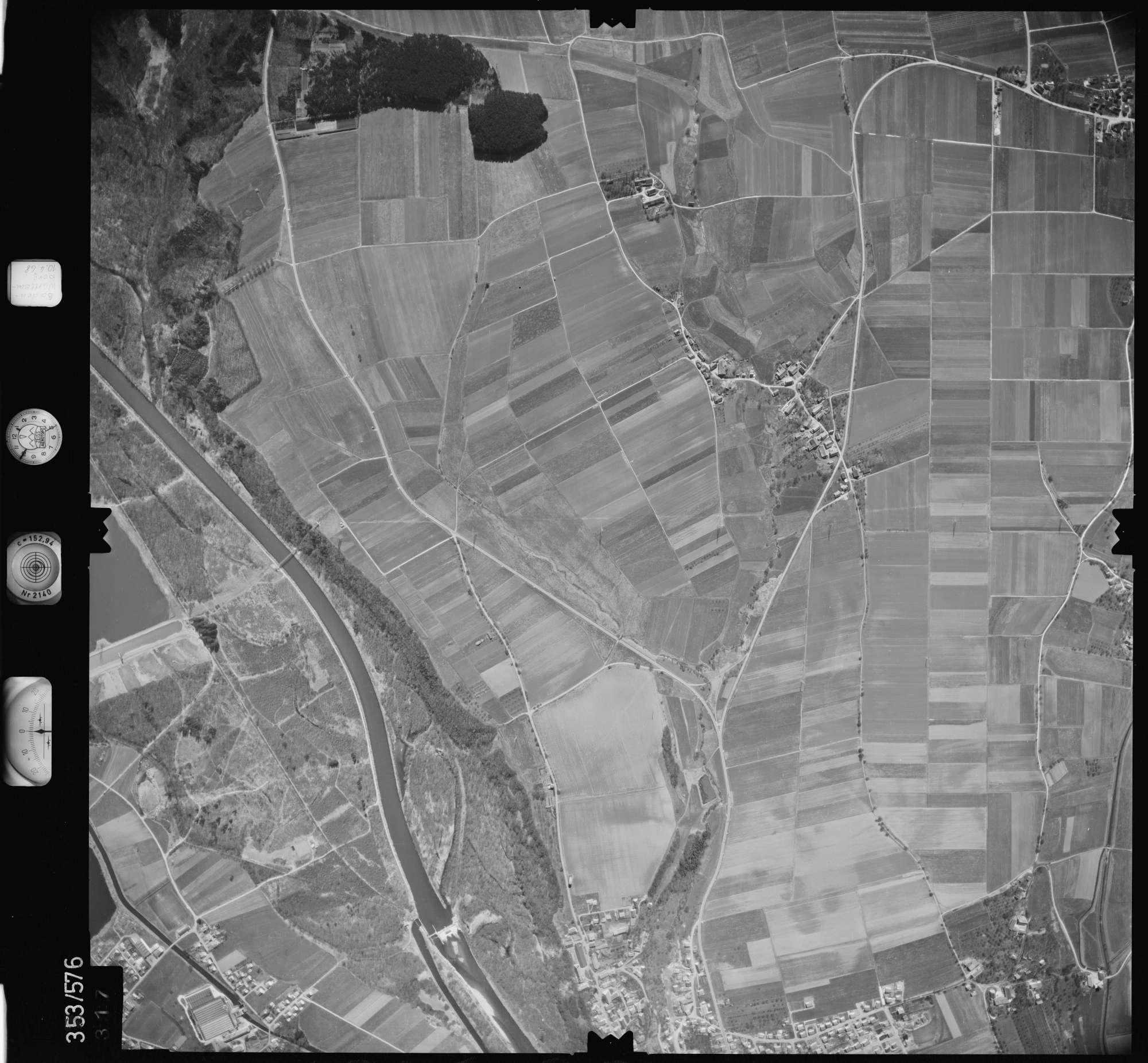 Luftbild: Film 41 Bildnr. 317, Bild 1