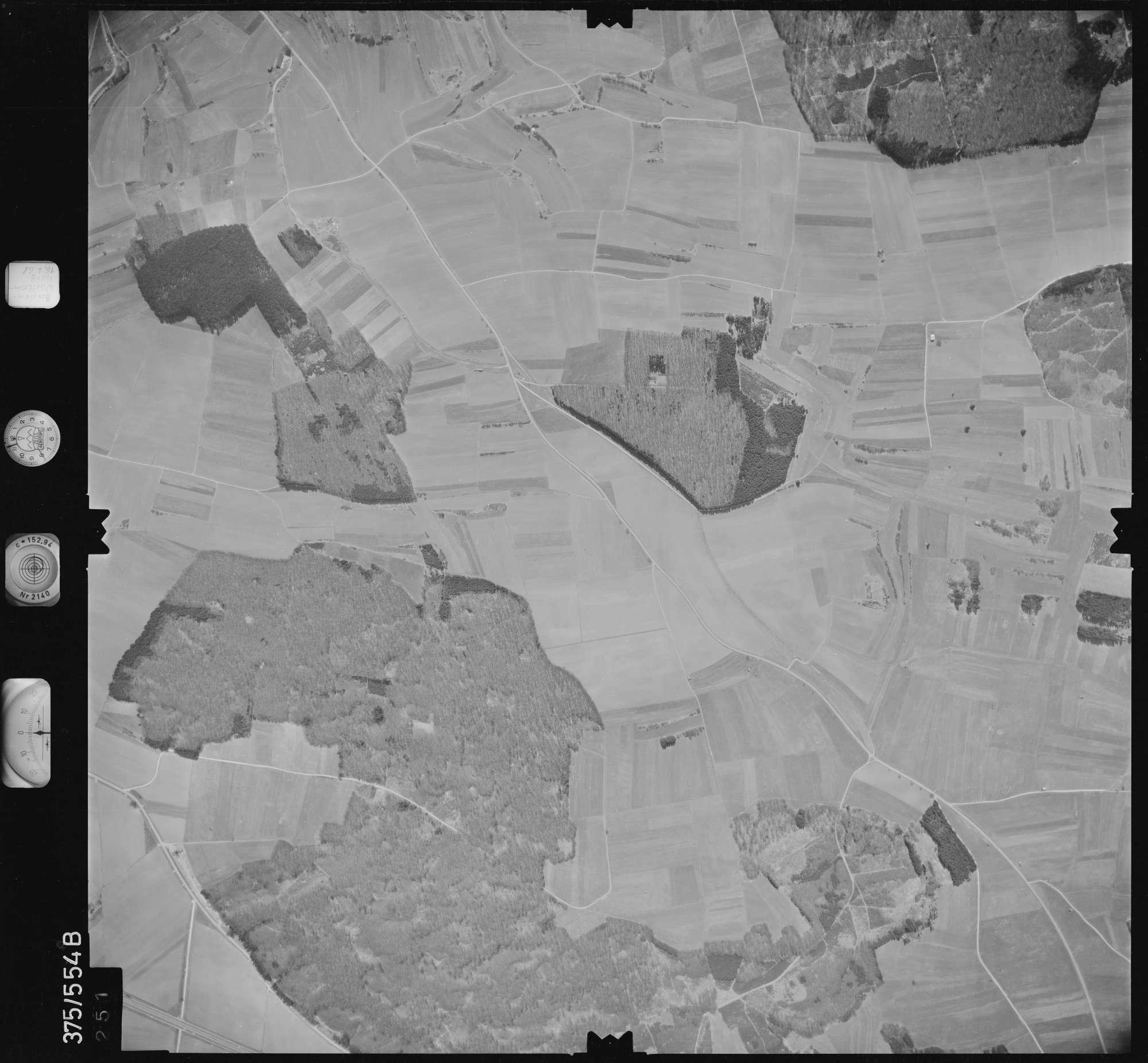 Luftbild: Film 32 Bildnr. 251, Bild 1