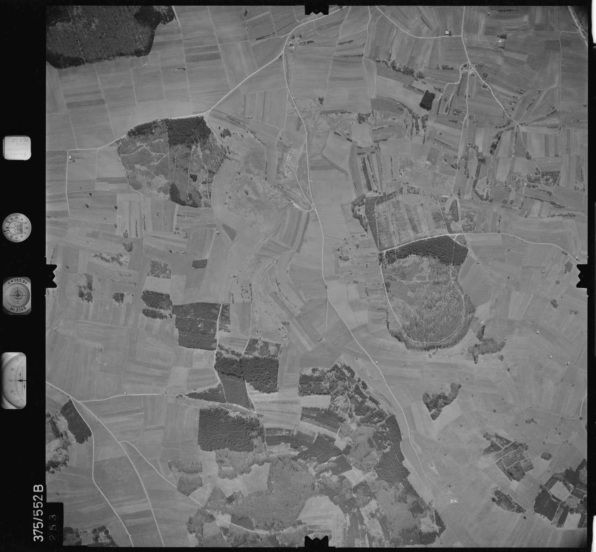 Luftbild: Film 32 Bildnr. 253, Bild 1