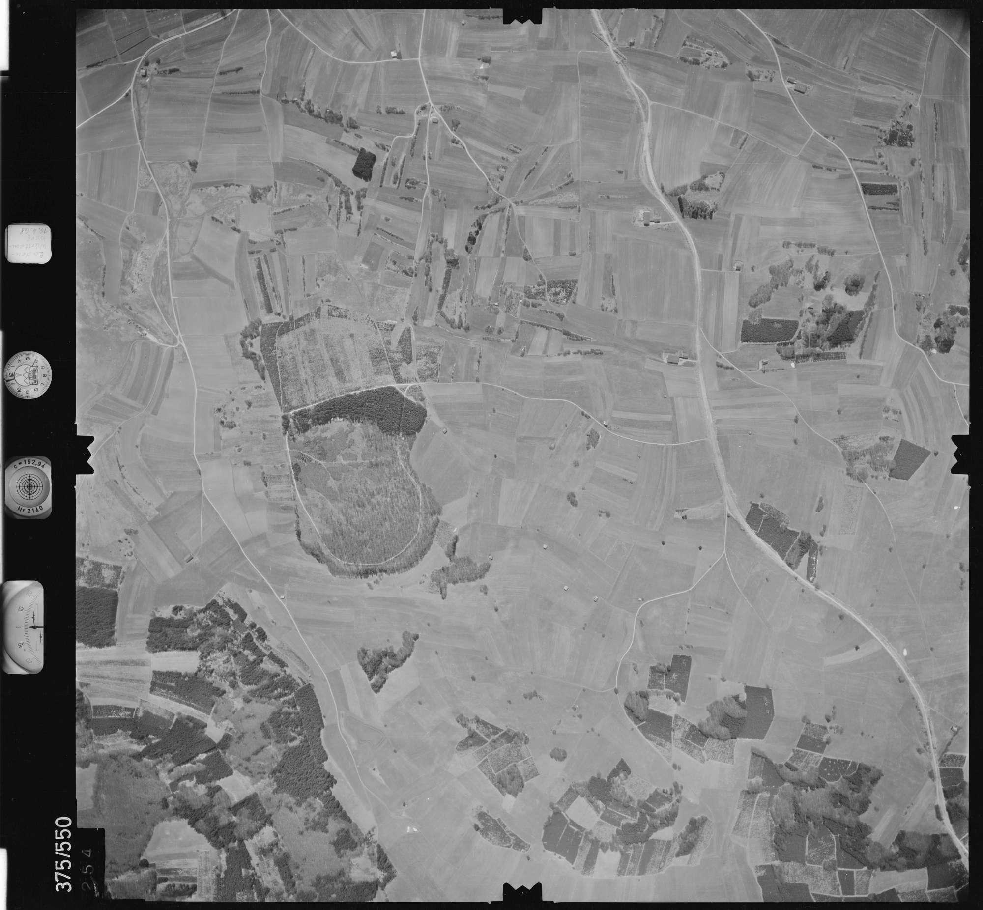 Luftbild: Film 32 Bildnr. 254, Bild 1