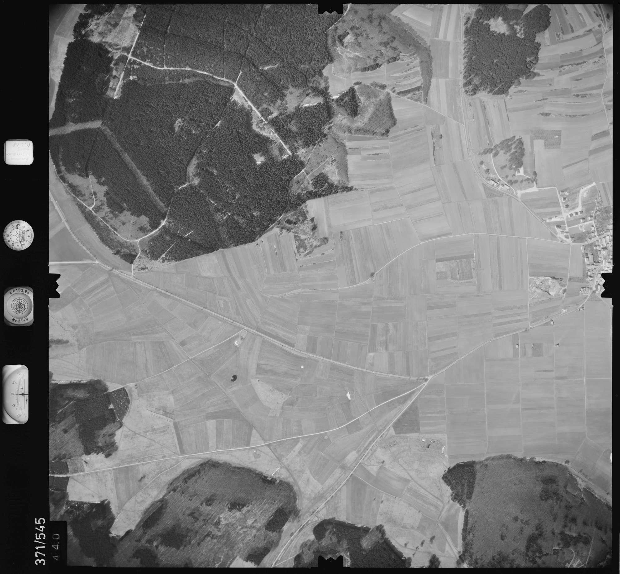 Luftbild: Film 34 Bildnr. 440, Bild 1
