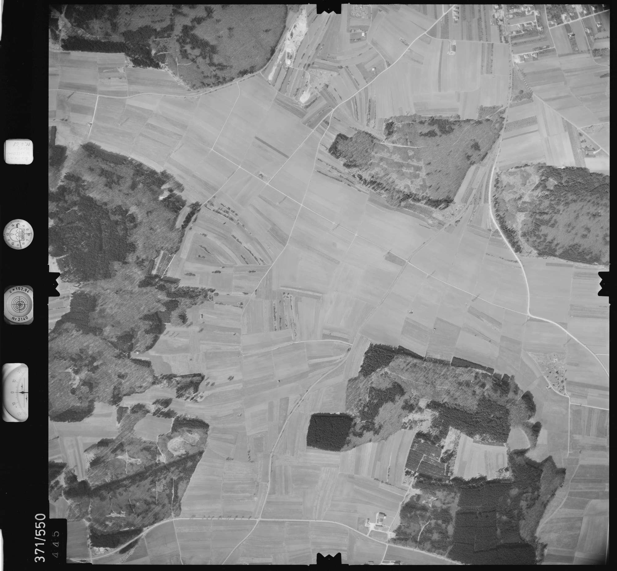 Luftbild: Film 34 Bildnr. 445, Bild 1