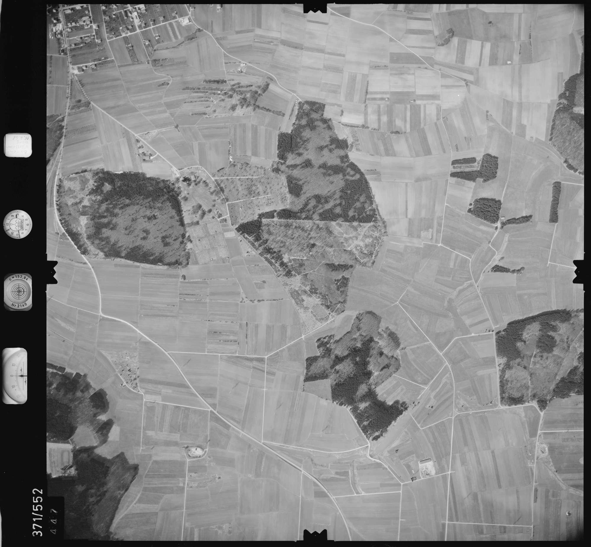 Luftbild: Film 34 Bildnr. 447, Bild 1