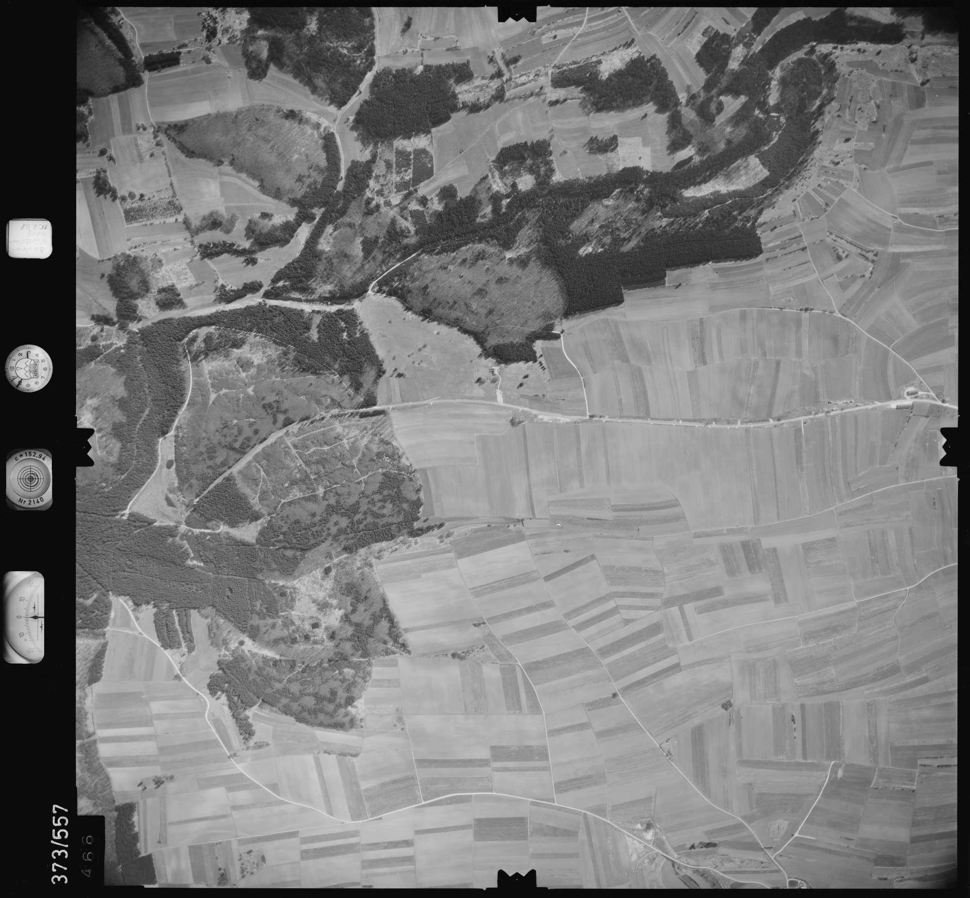 Luftbild: Film 34 Bildnr. 466, Bild 1