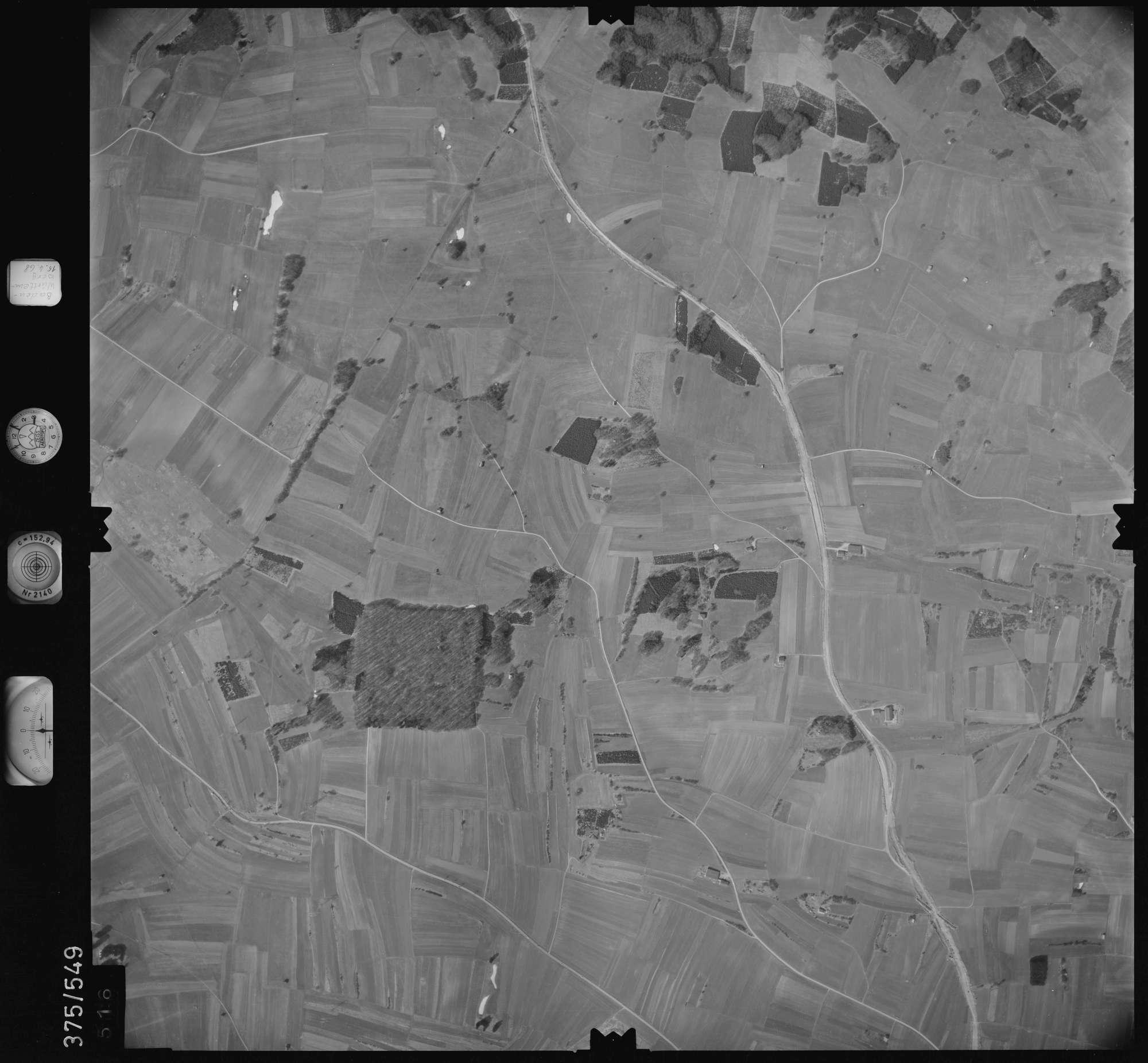 Luftbild: Film 34 Bildnr. 516, Bild 1