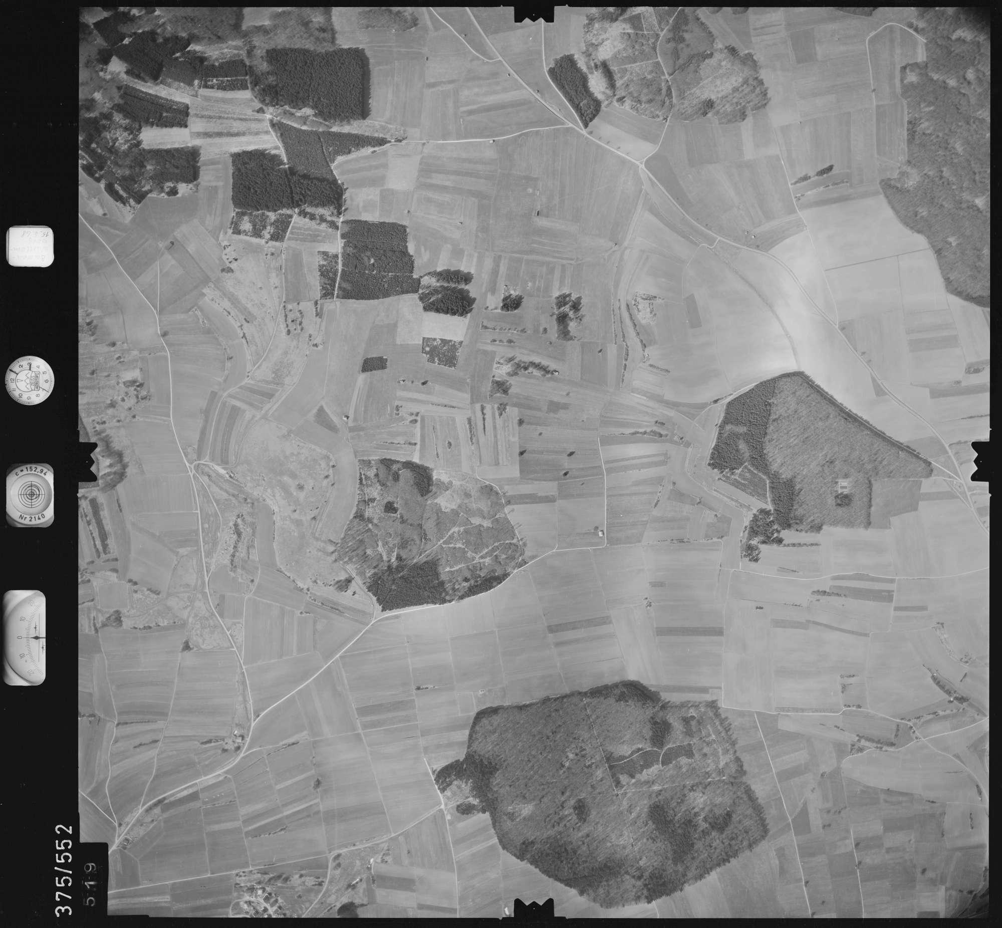 Luftbild: Film 34 Bildnr. 519, Bild 1