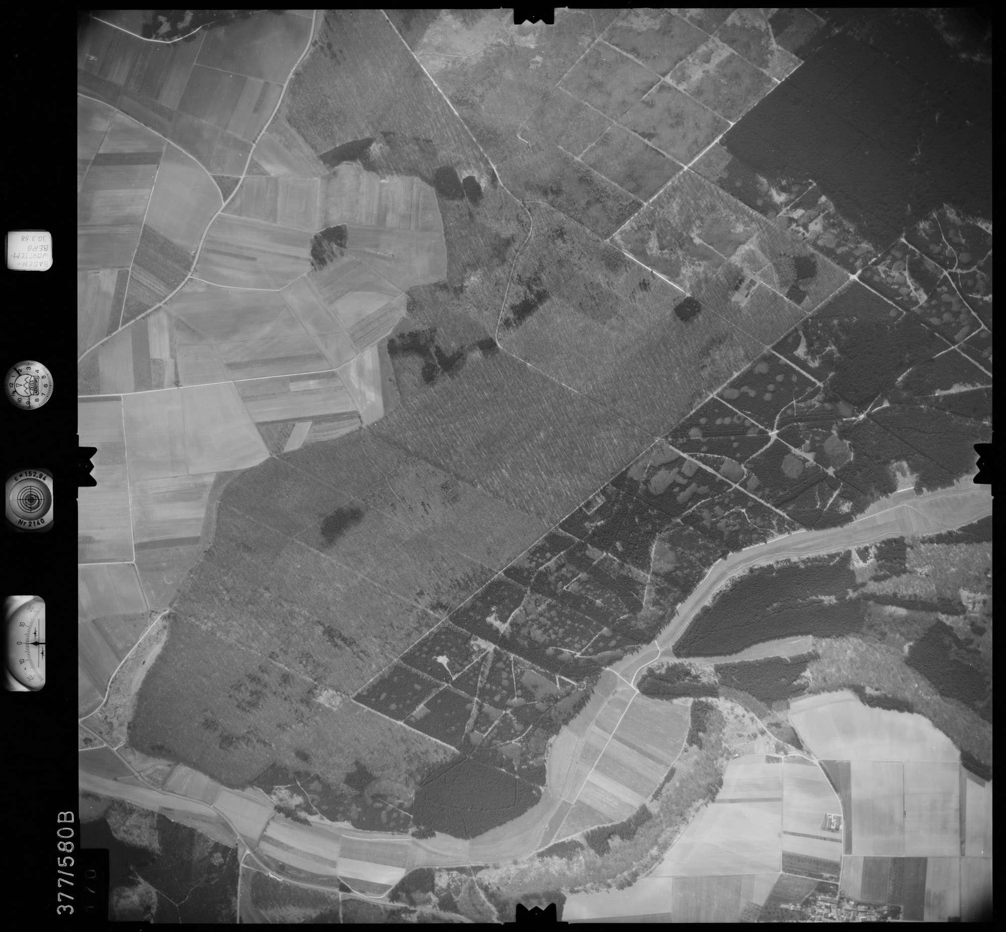 Luftbild: Film 27 Bildnr. 170, Bild 1