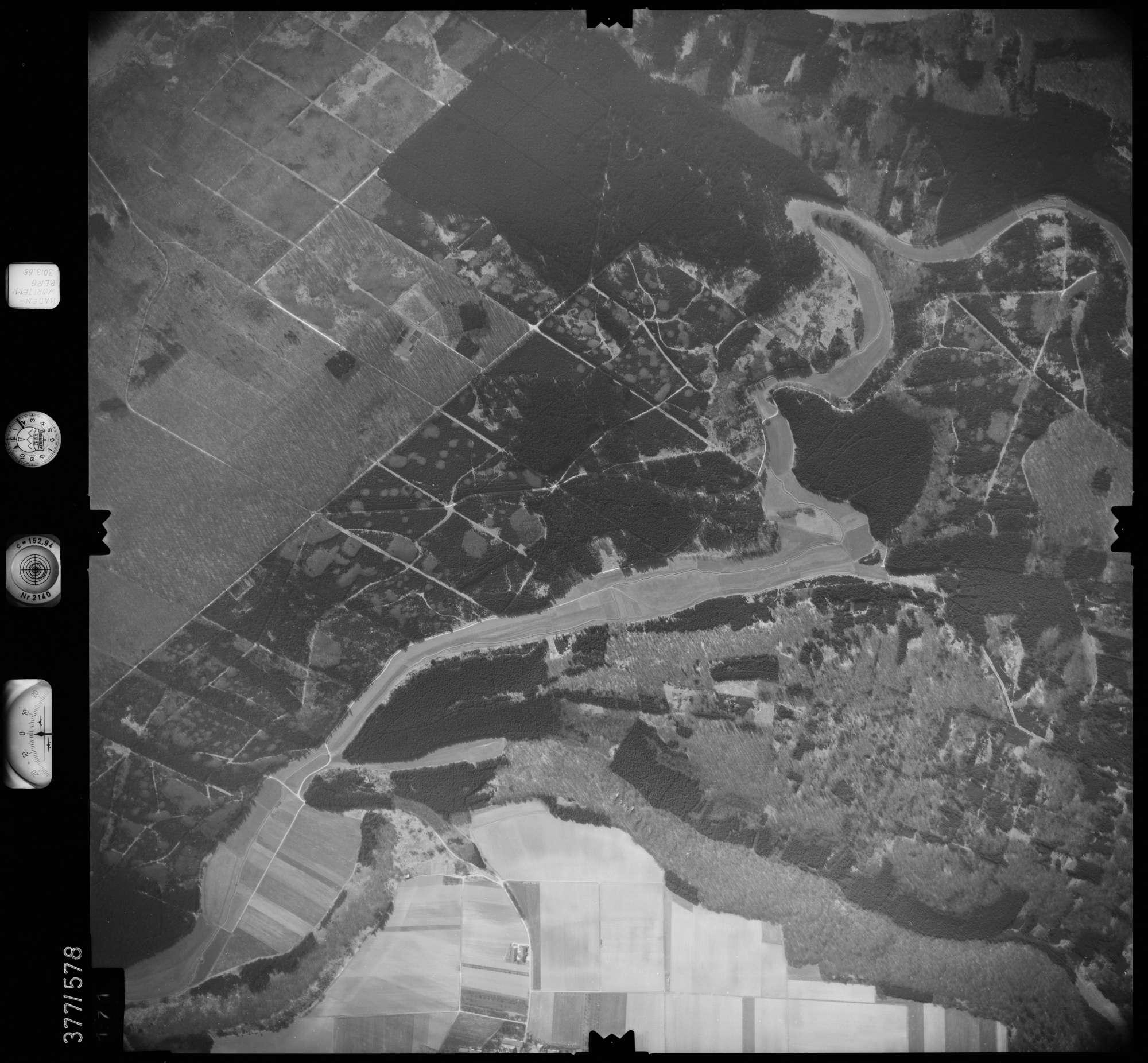 Luftbild: Film 27 Bildnr. 171, Bild 1