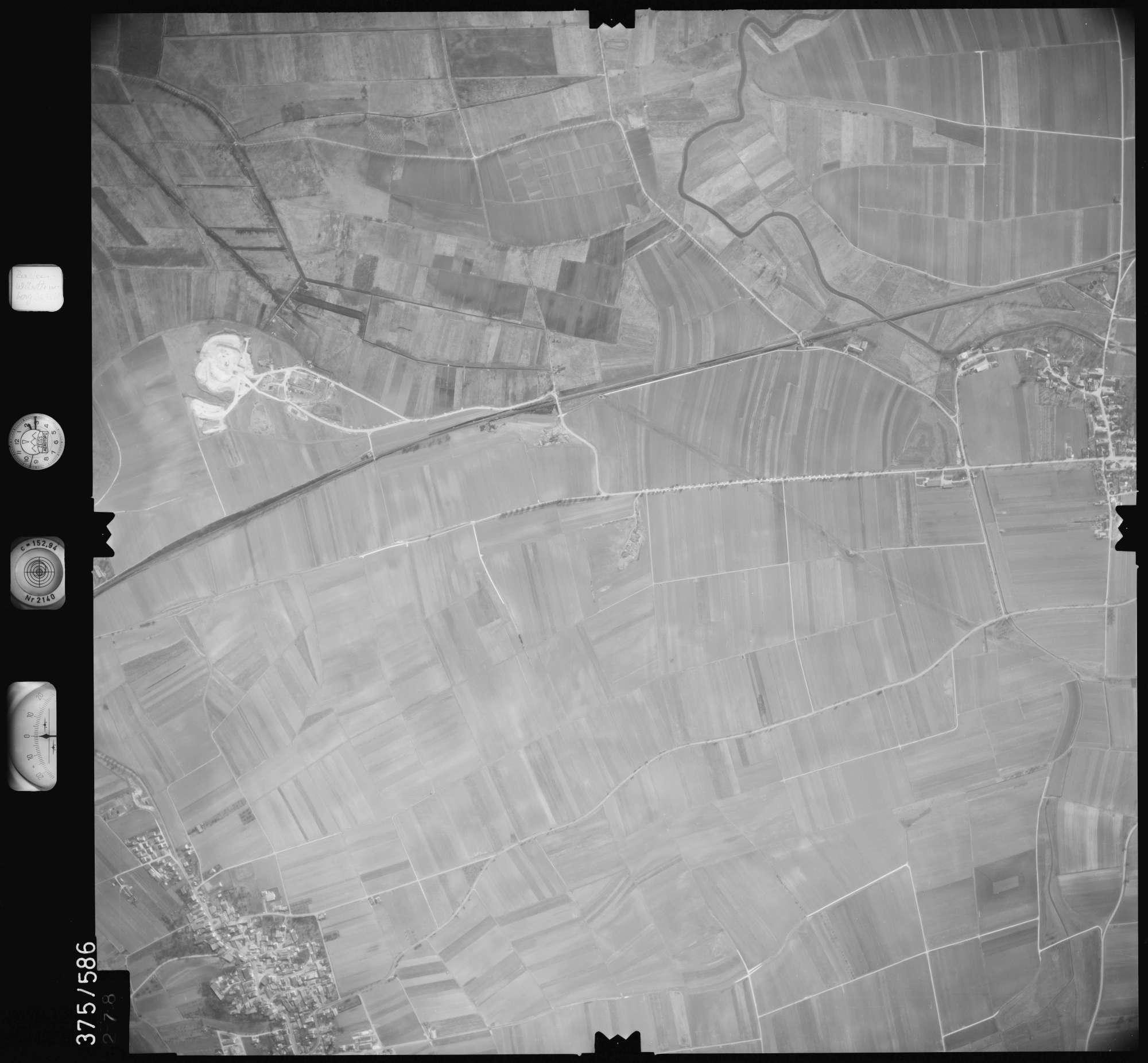 Luftbild: Film 35 Bildnr. 278, Bild 1
