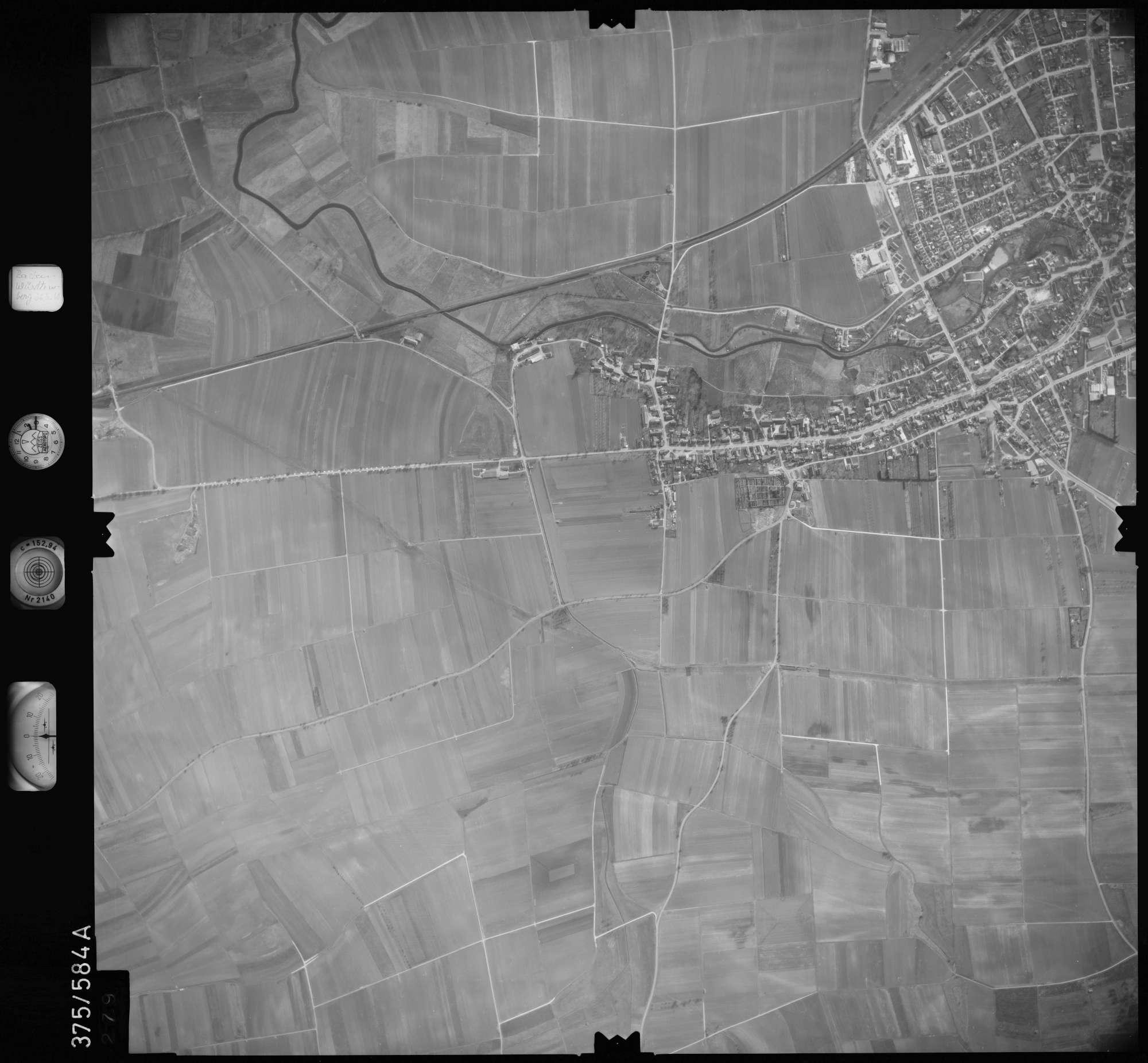Luftbild: Film 35 Bildnr. 279, Bild 1