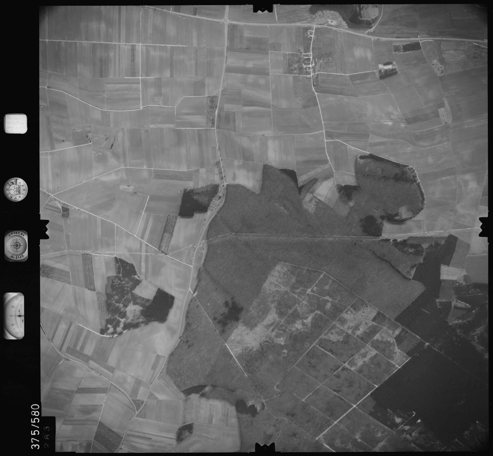 Luftbild: Film 35 Bildnr. 283, Bild 1