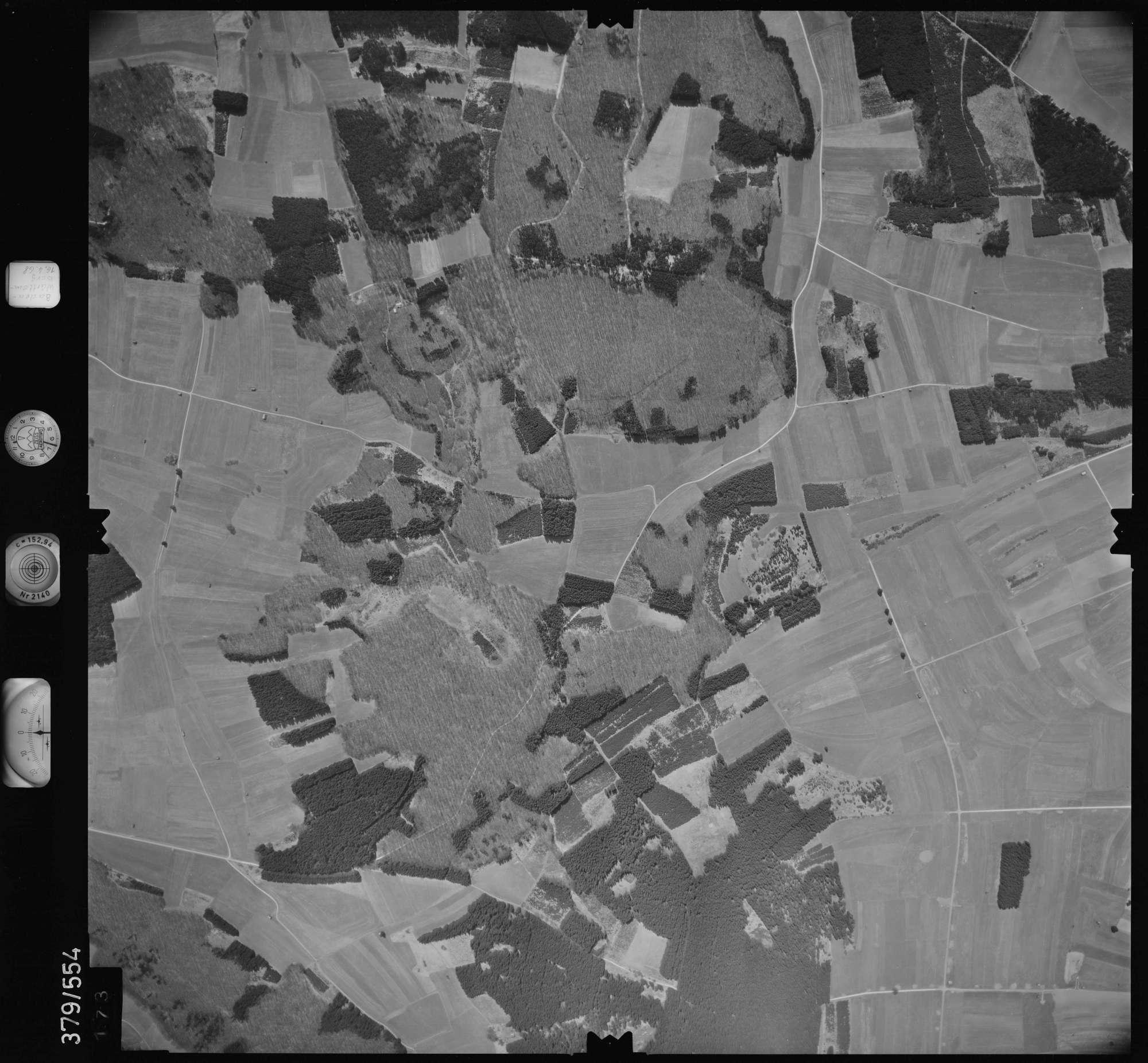 Luftbild: Film 32 Bildnr. 173, Bild 1