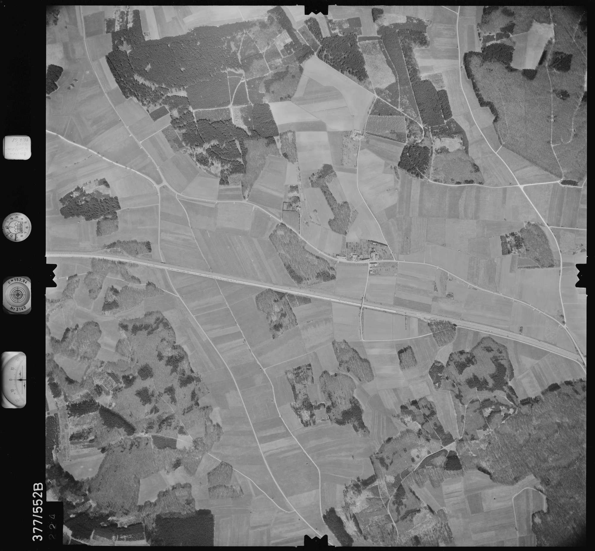 Luftbild: Film 32 Bildnr. 224, Bild 1