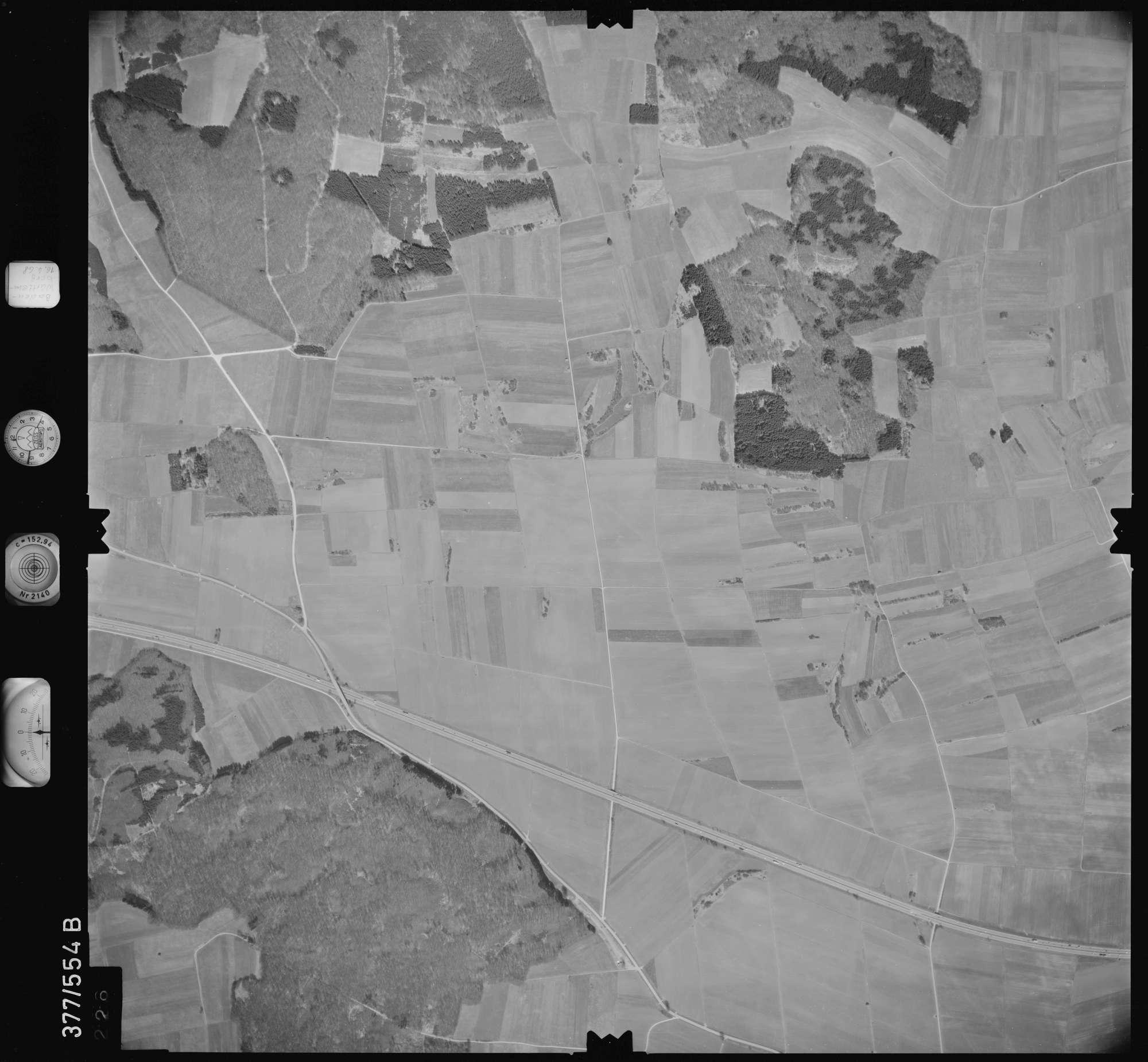 Luftbild: Film 32 Bildnr. 226, Bild 1