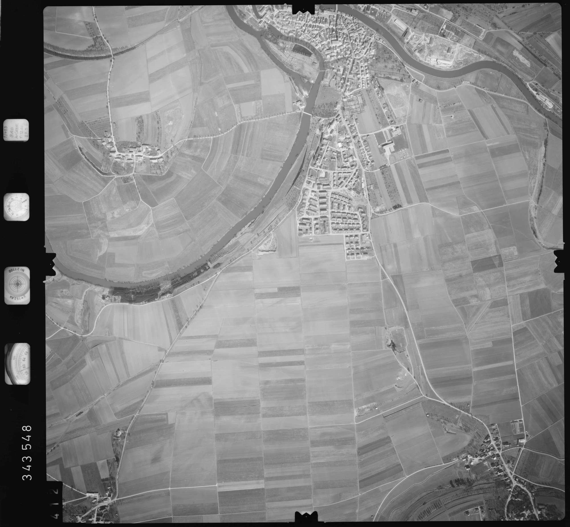 Luftbild: Film 46 Bildnr. 412, Bild 1