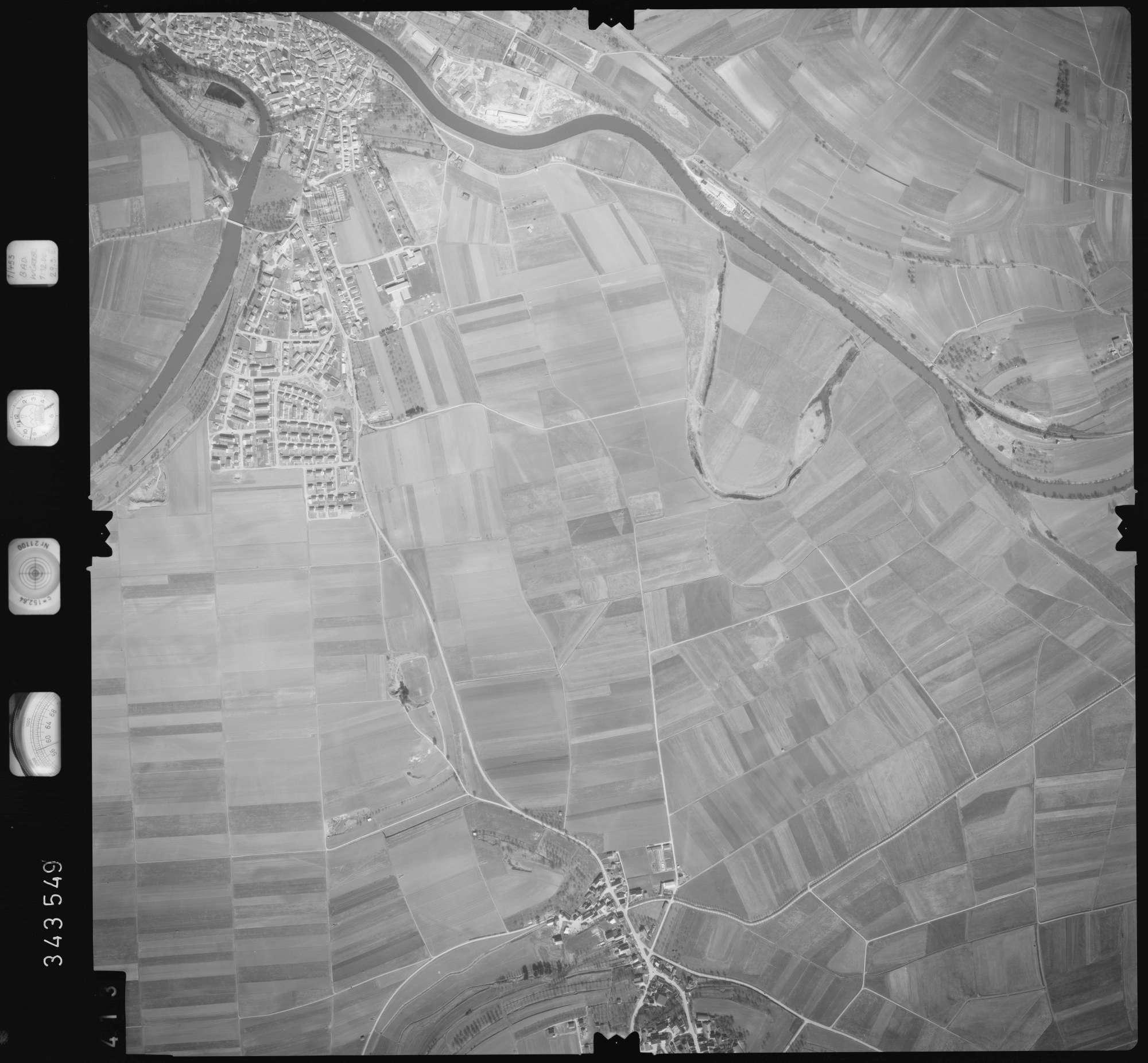 Luftbild: Film 46 Bildnr. 413, Bild 1