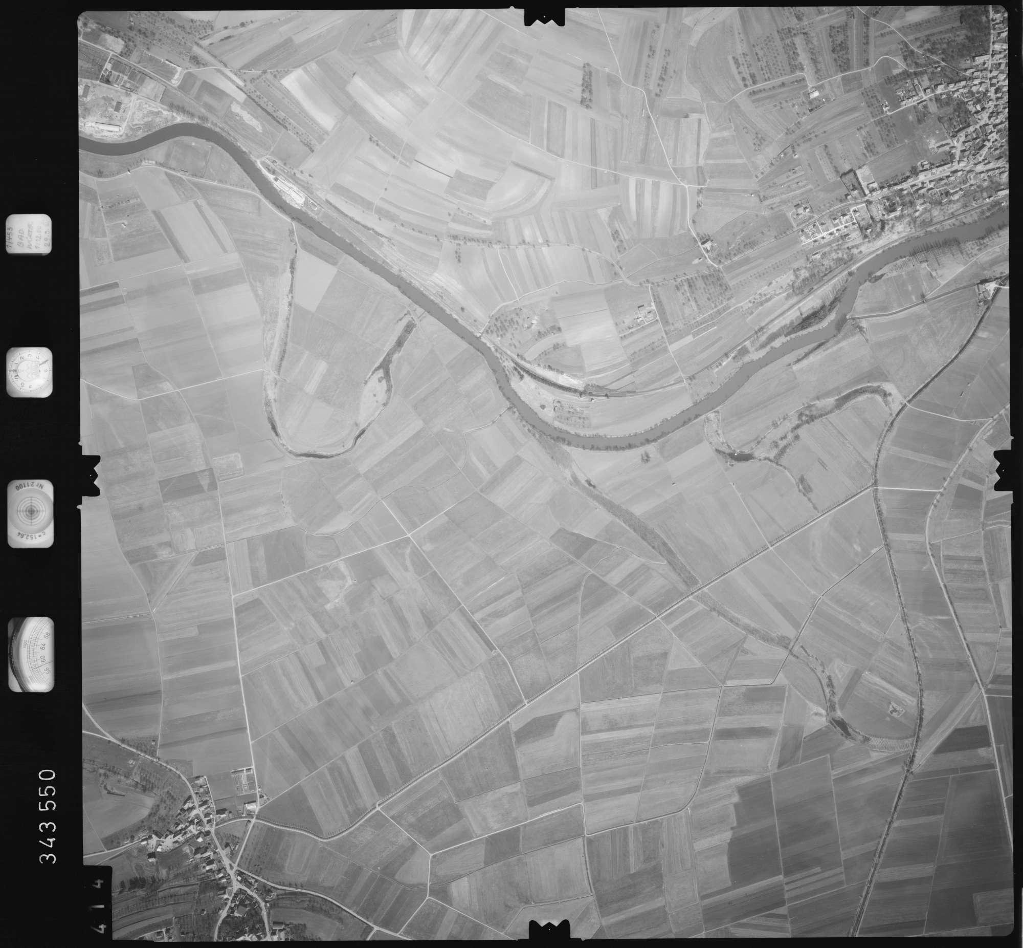 Luftbild: Film 46 Bildnr. 414, Bild 1