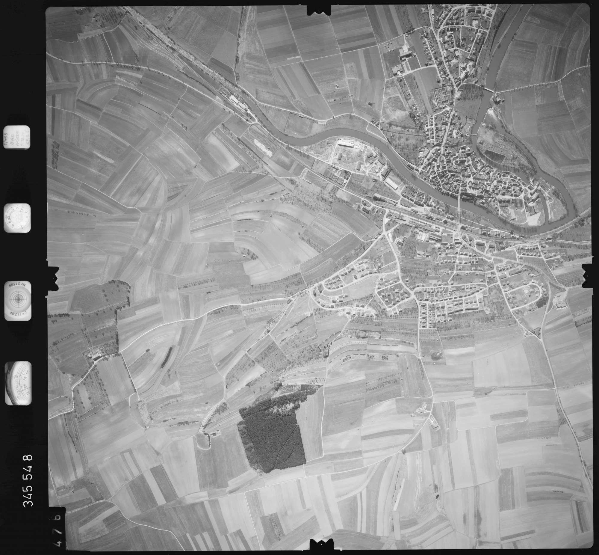 Luftbild: Film 46 Bildnr. 476, Bild 1