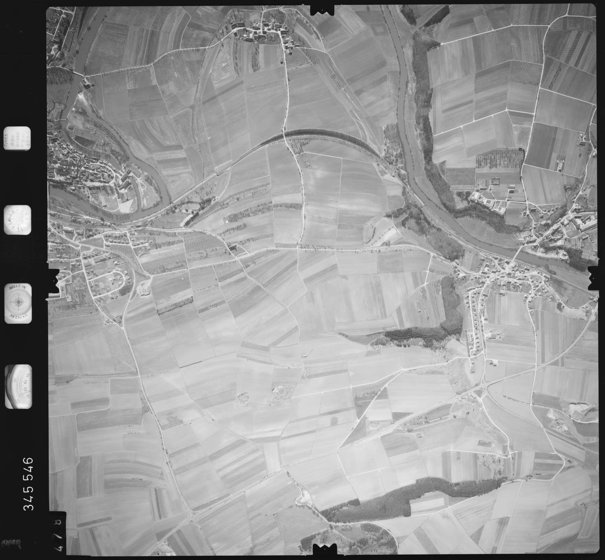 Luftbild: Film 46 Bildnr. 478, Bild 1