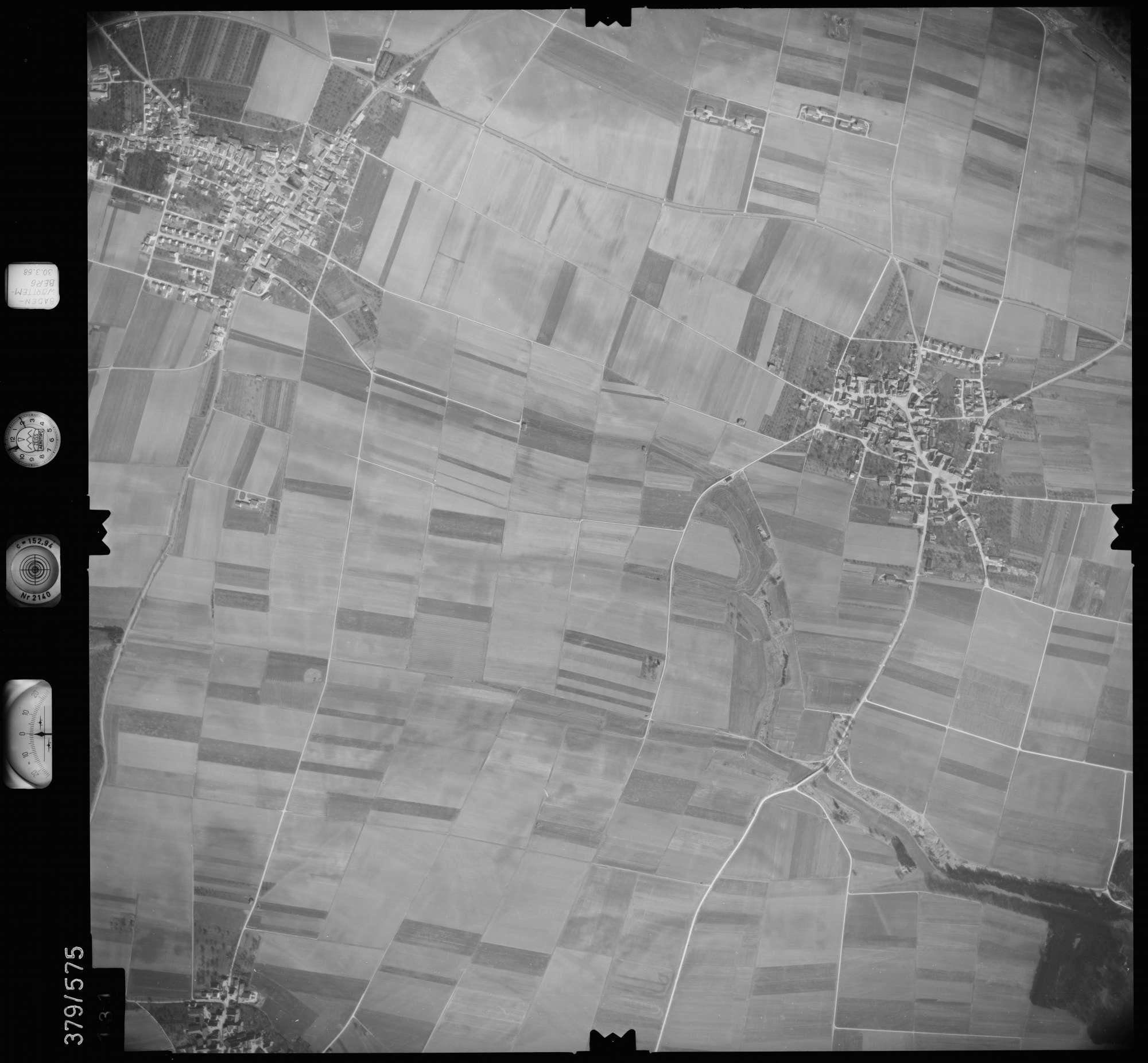 Luftbild: Film 27 Bildnr. 131, Bild 1
