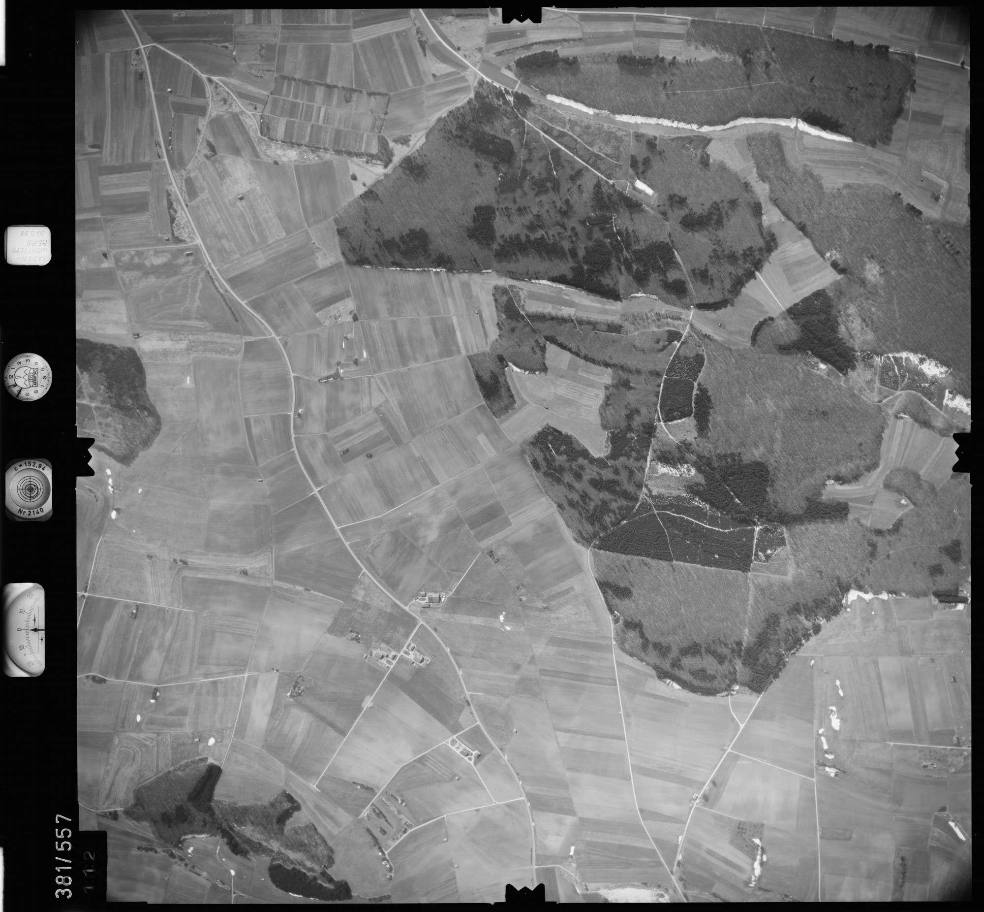 Luftbild: Film 27 Bildnr. 112, Bild 1