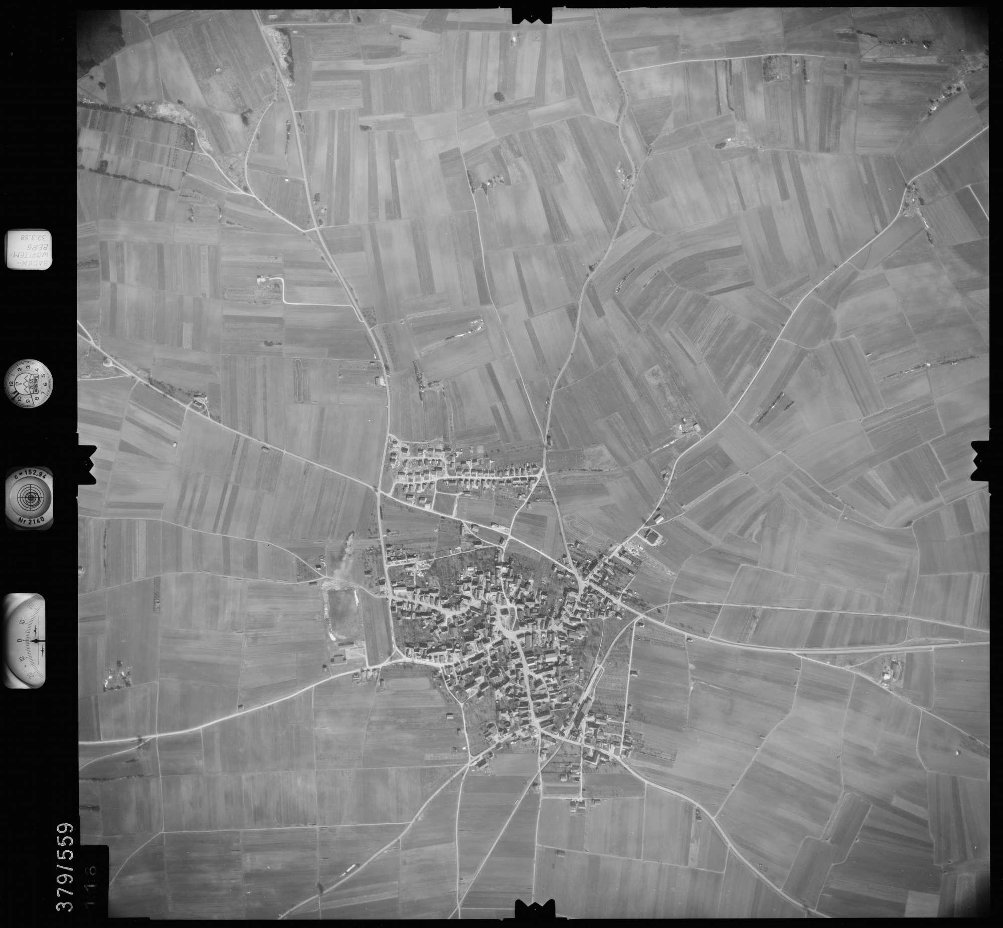 Luftbild: Film 27 Bildnr. 116, Bild 1