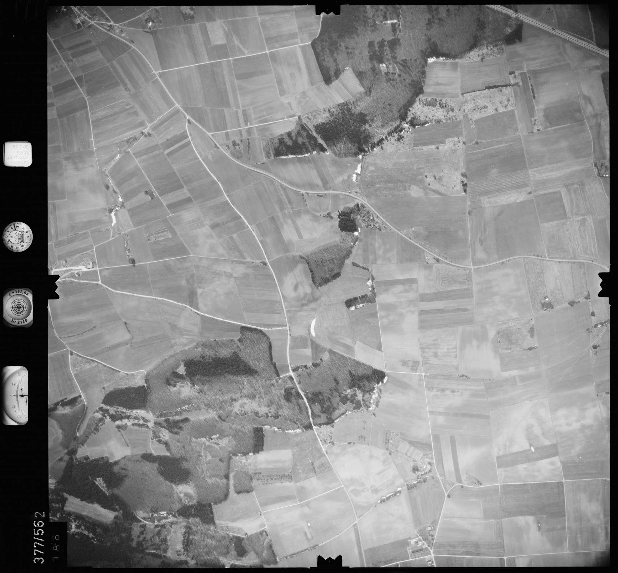 Luftbild: Film 27 Bildnr. 186, Bild 1