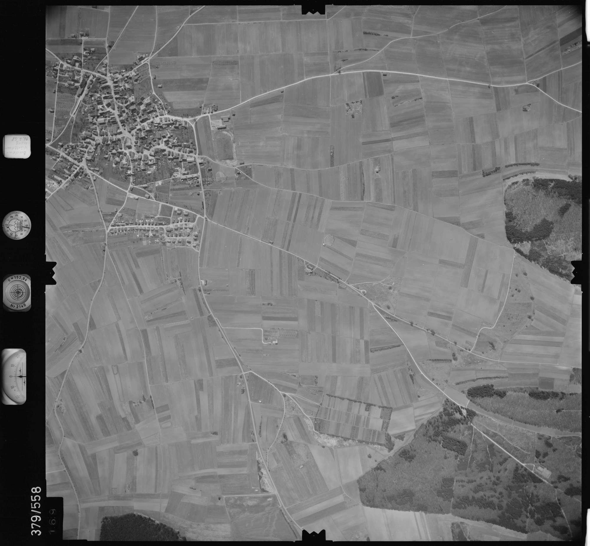Luftbild: Film 32 Bildnr. 169, Bild 1