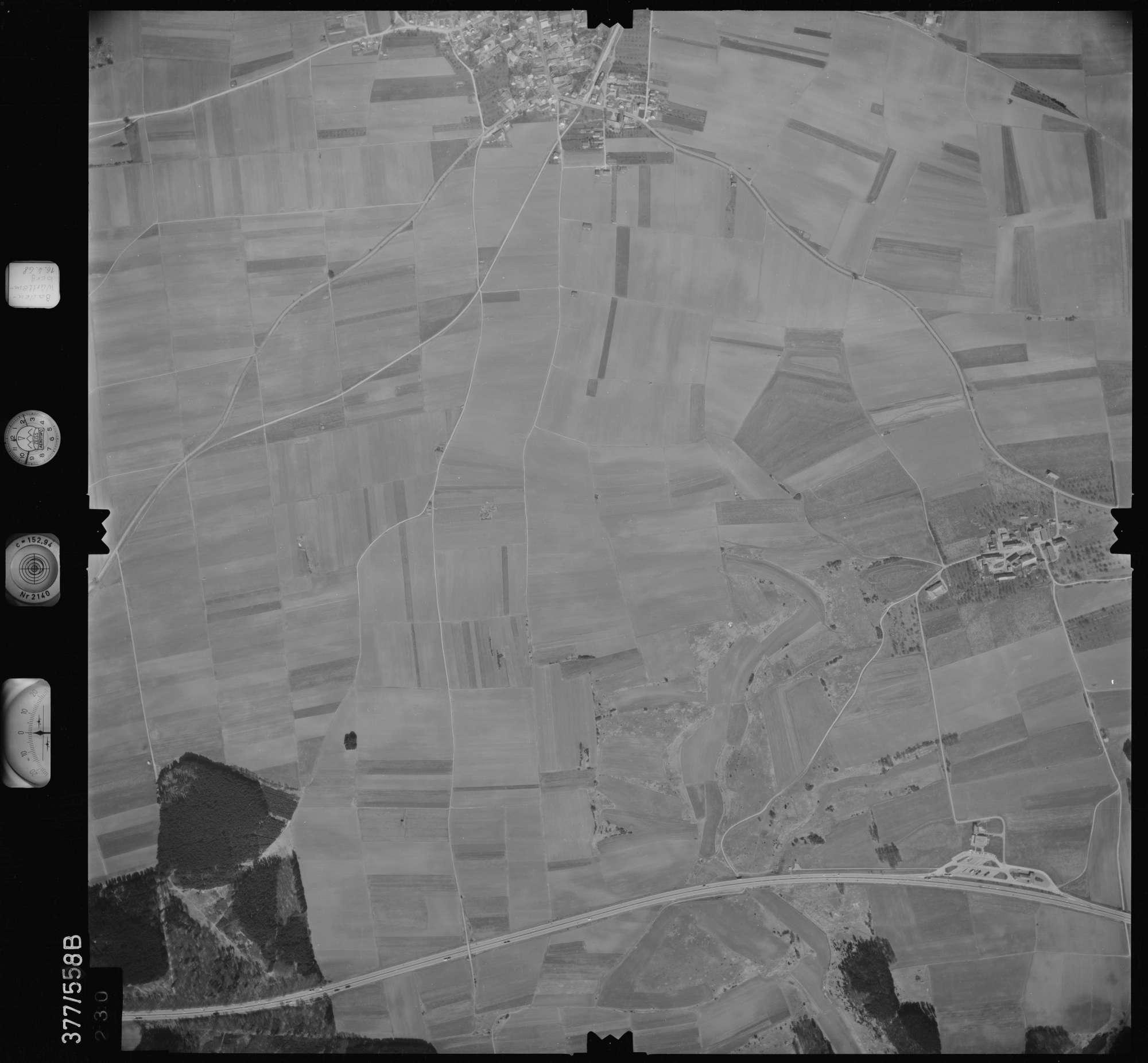 Luftbild: Film 32 Bildnr. 230, Bild 1