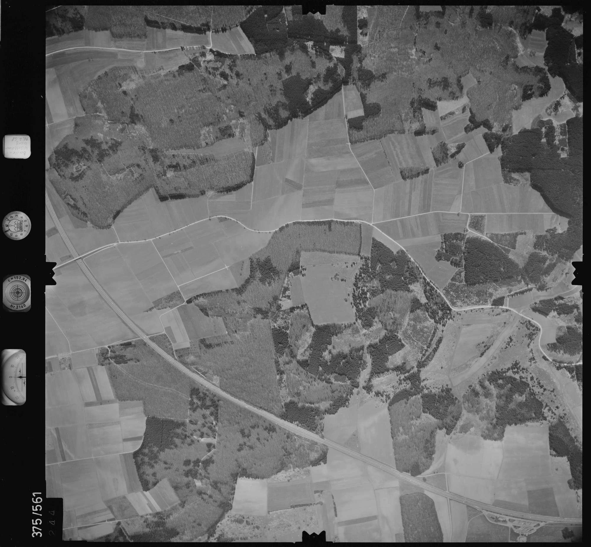 Luftbild: Film 32 Bildnr. 244, Bild 1