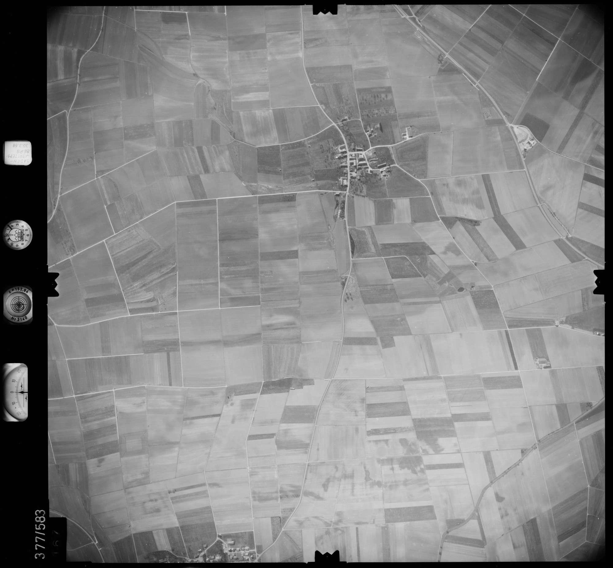 Luftbild: Film 27 Bildnr. 167, Bild 1