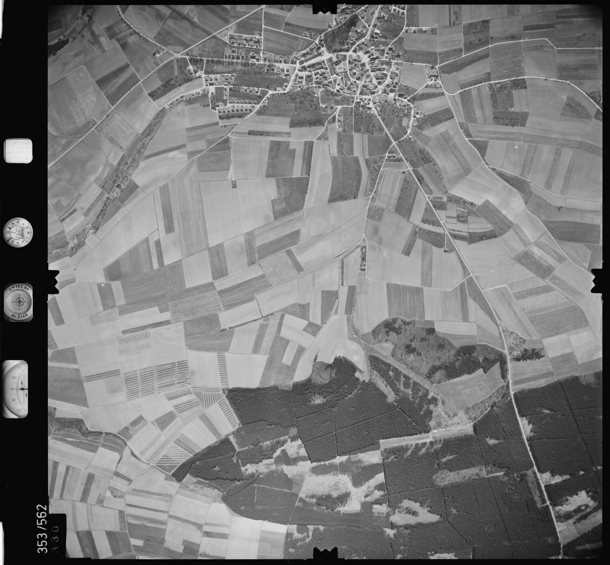 Luftbild: Film 41 Bildnr. 330, Bild 1