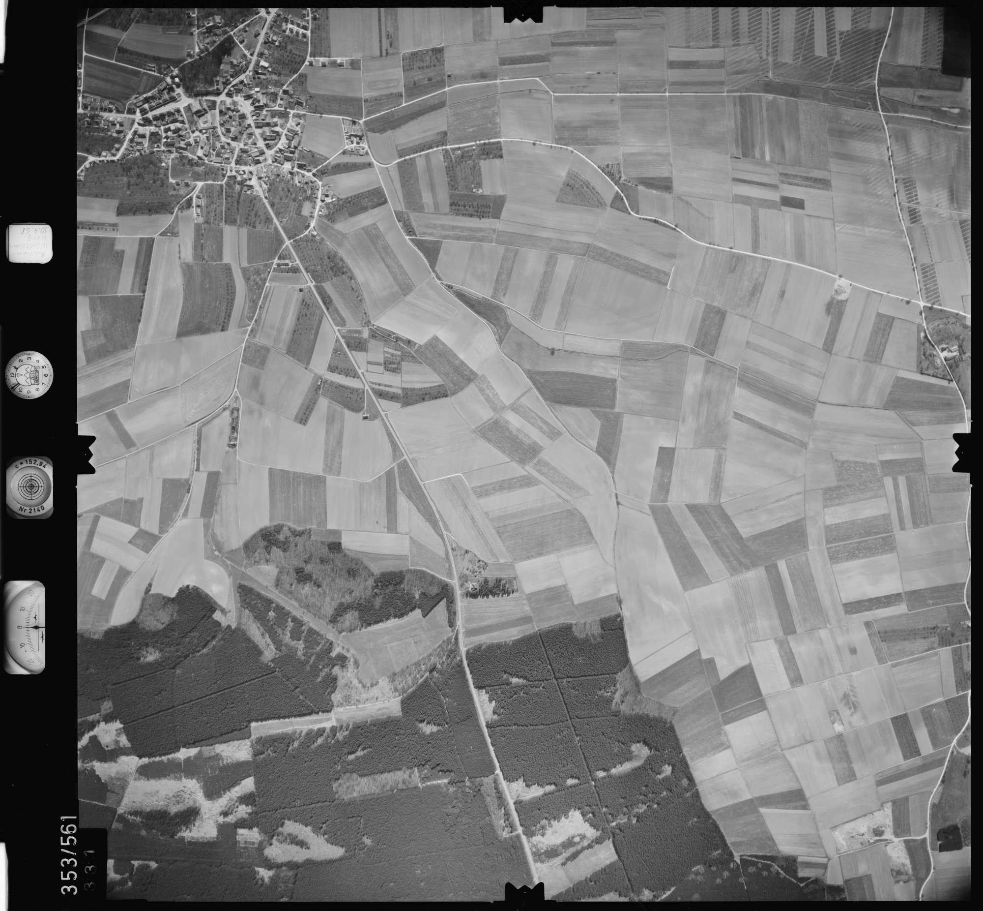 Luftbild: Film 41 Bildnr. 331, Bild 1
