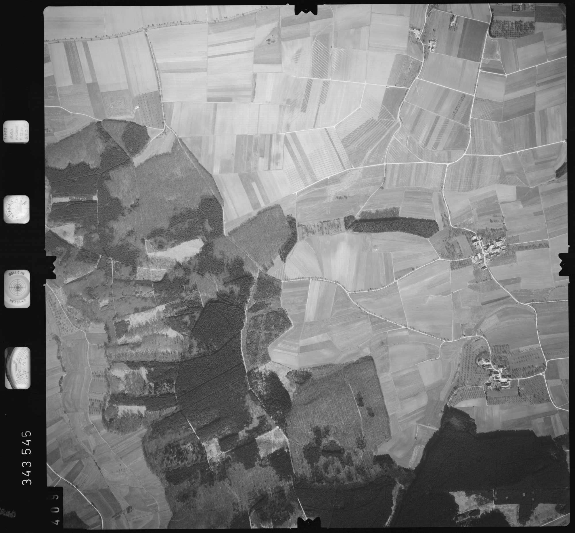 Luftbild: Film 46 Bildnr. 409, Bild 1