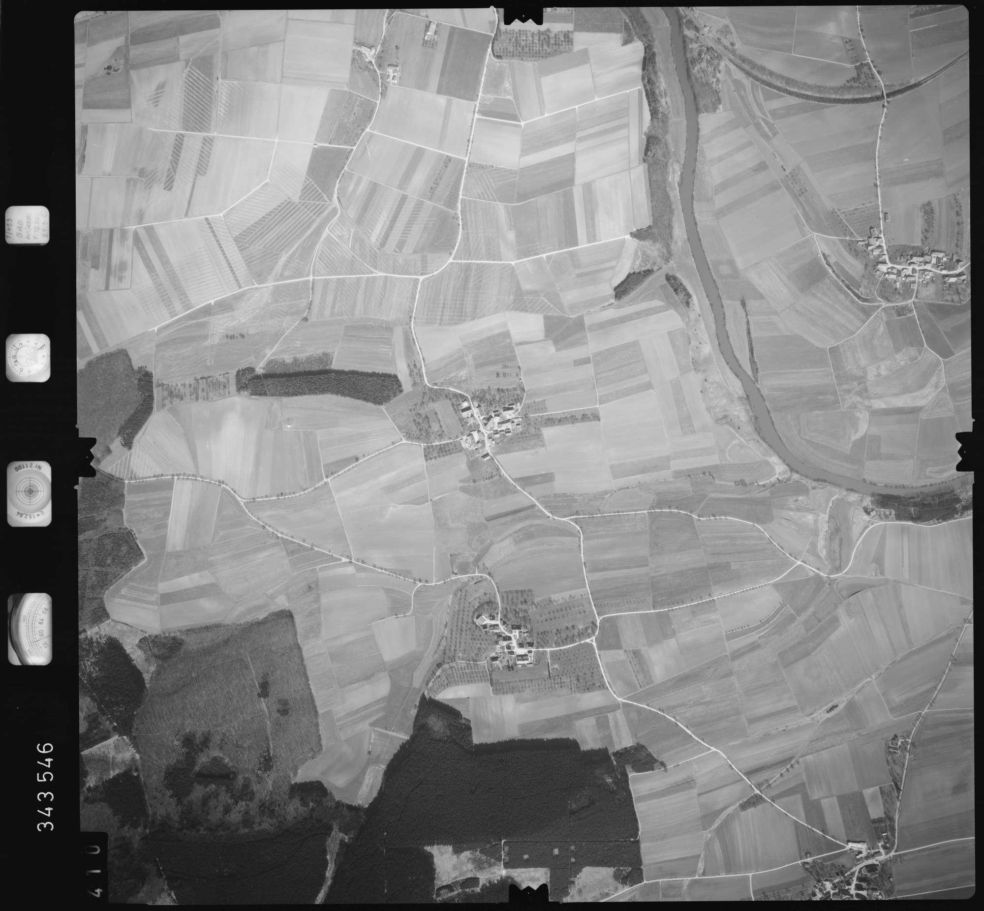 Luftbild: Film 46 Bildnr. 410, Bild 1