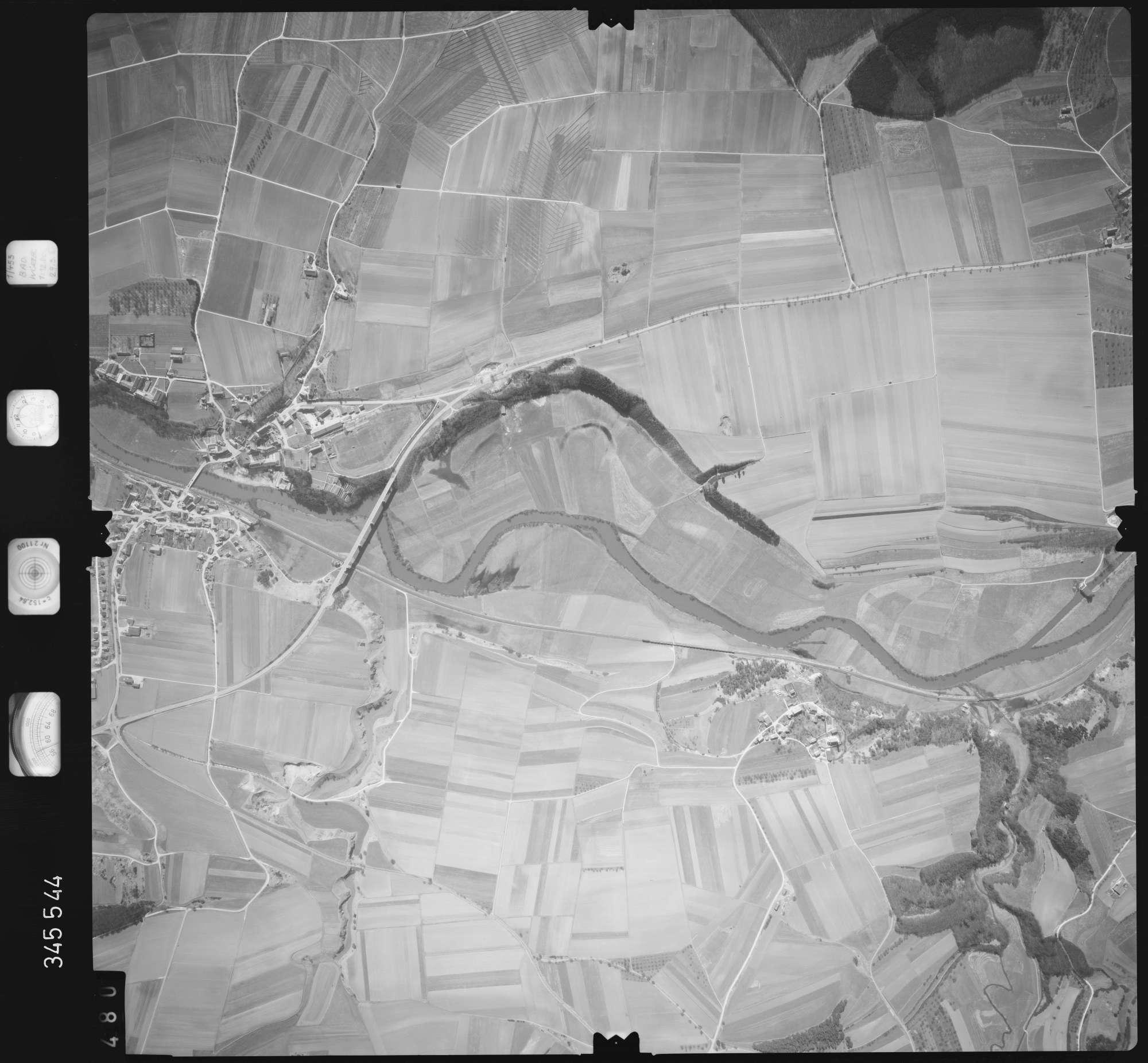 Luftbild: Film 46 Bildnr. 480, Bild 1