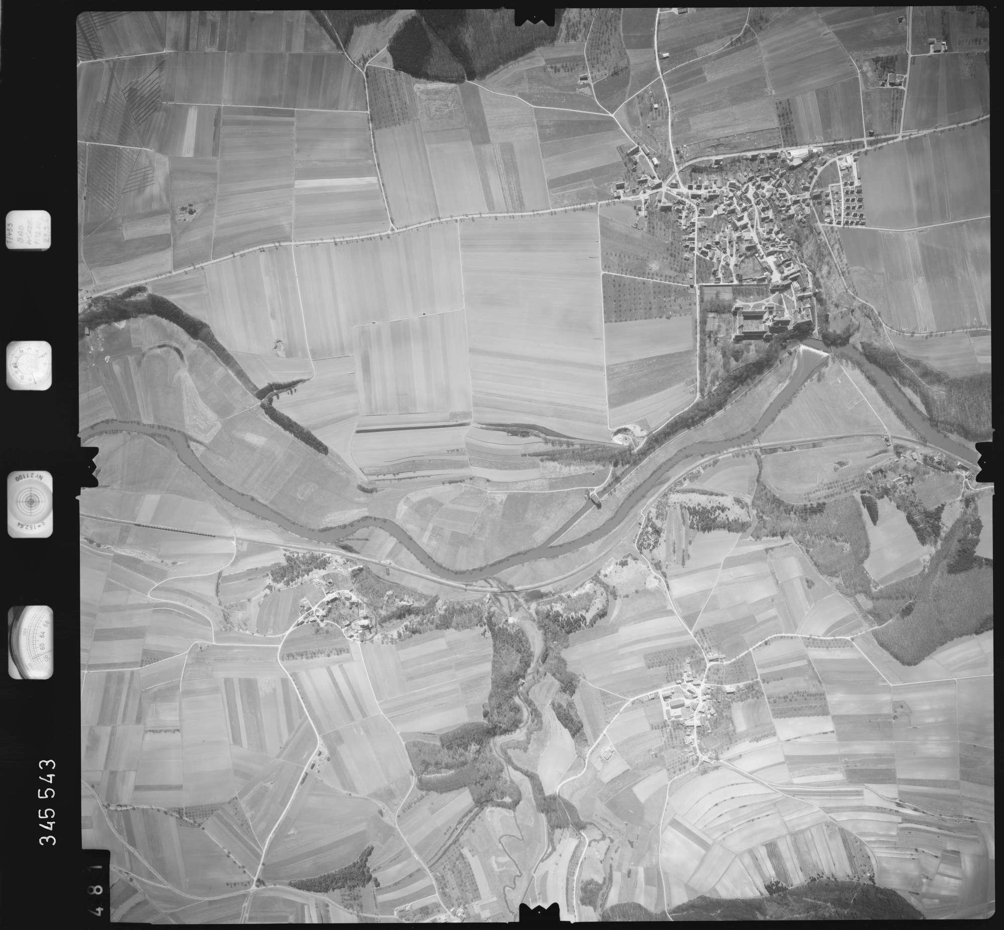 Luftbild: Film 46 Bildnr. 481, Bild 1