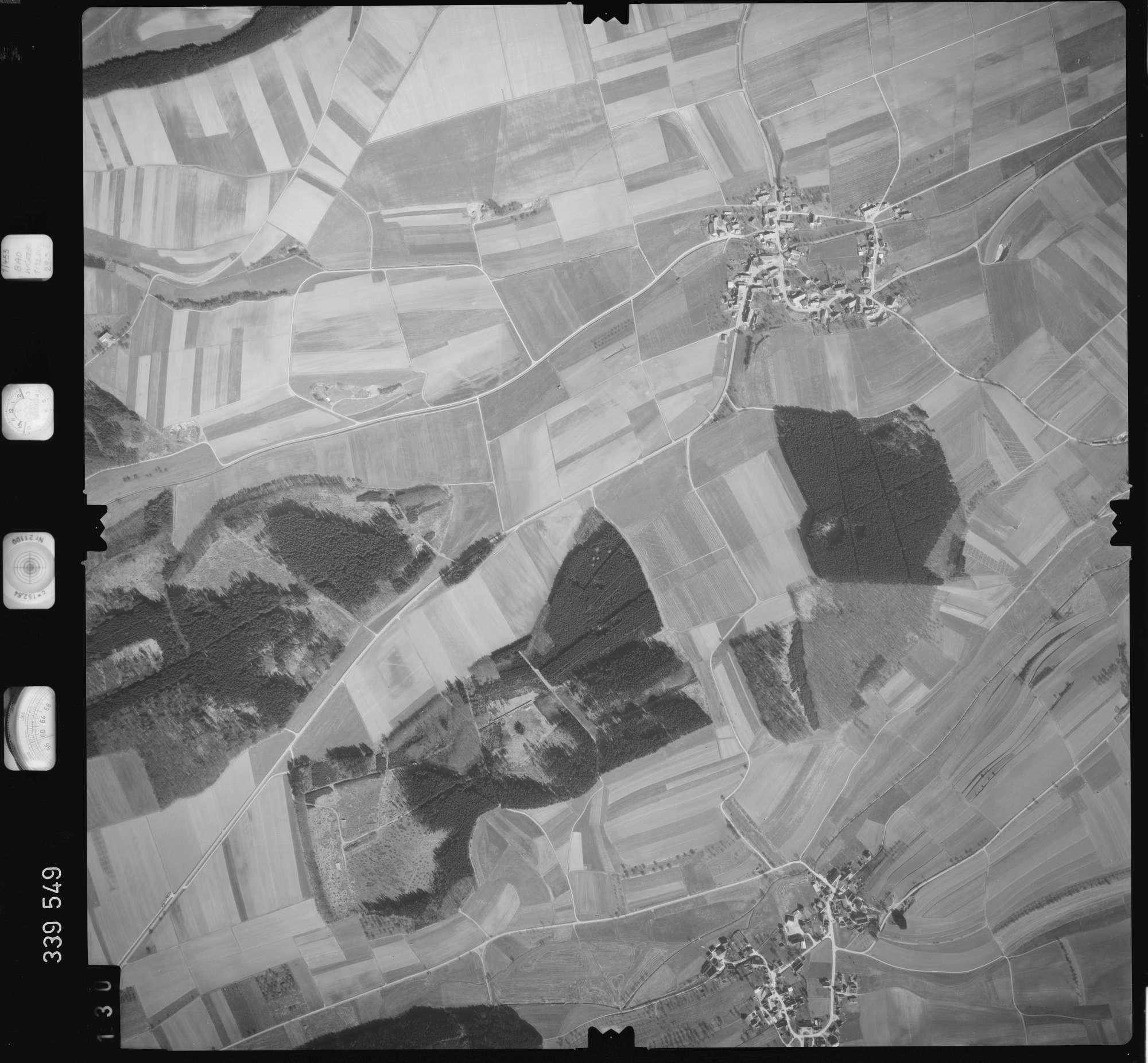 Luftbild: Film 50 Bildnr. 130, Bild 1