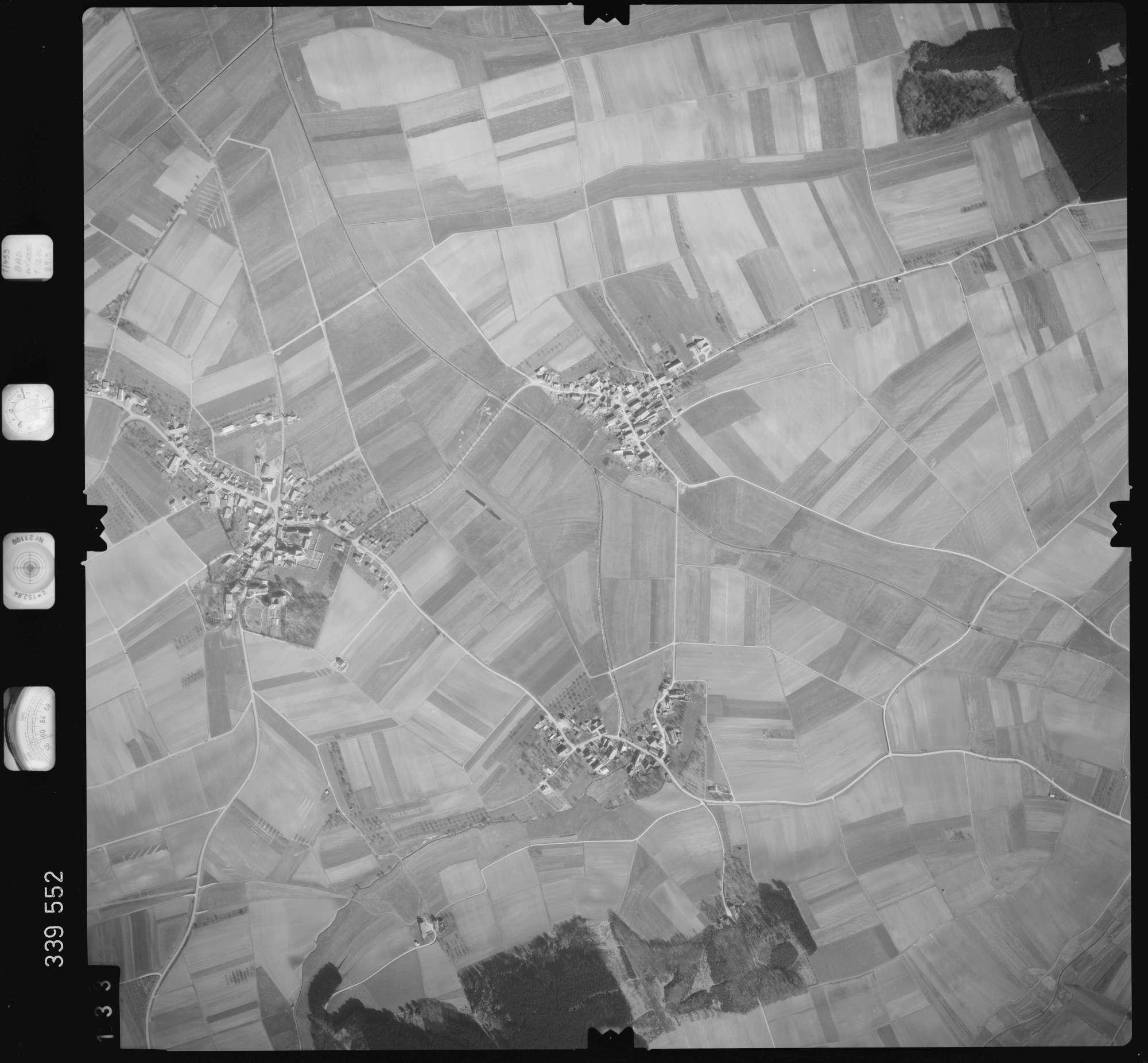 Luftbild: Film 50 Bildnr. 133, Bild 1