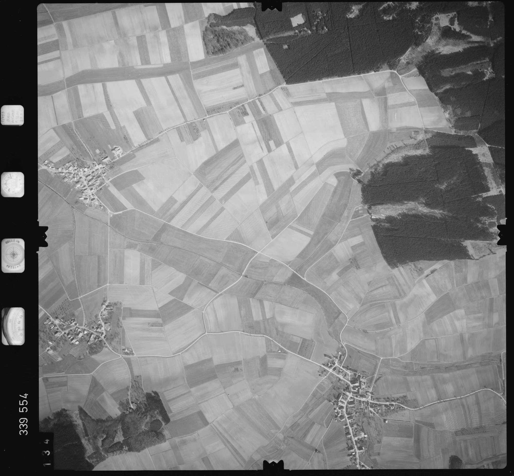 Luftbild: Film 50 Bildnr. 134, Bild 1