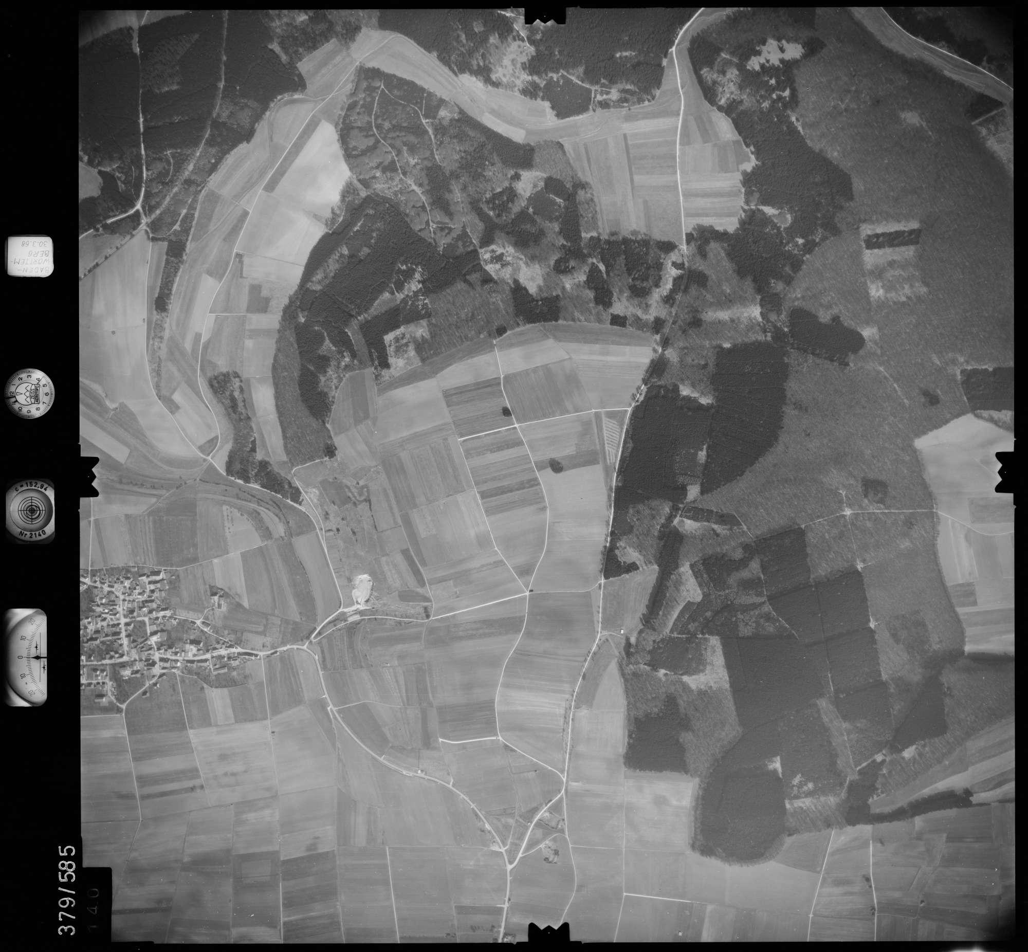 Luftbild: Film 27 Bildnr. 140, Bild 1